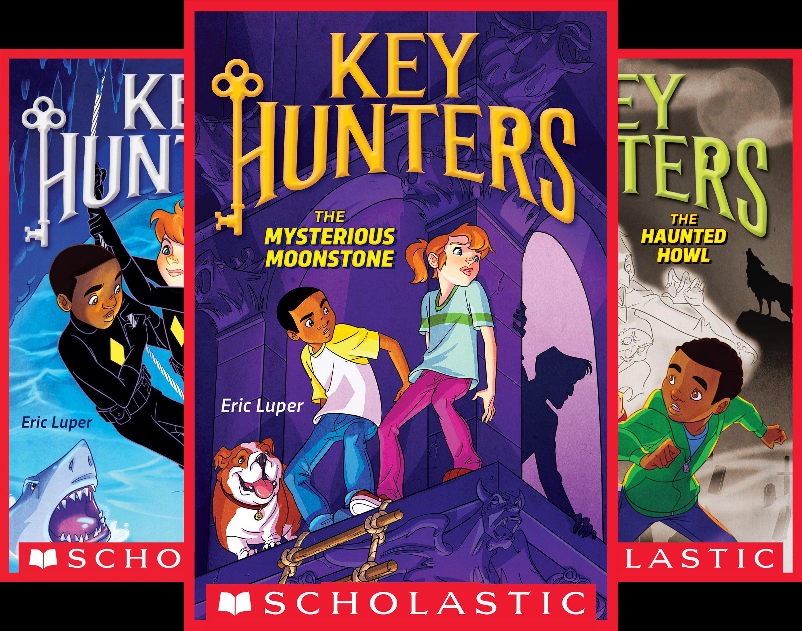 Key Hunters (5 Book Series)