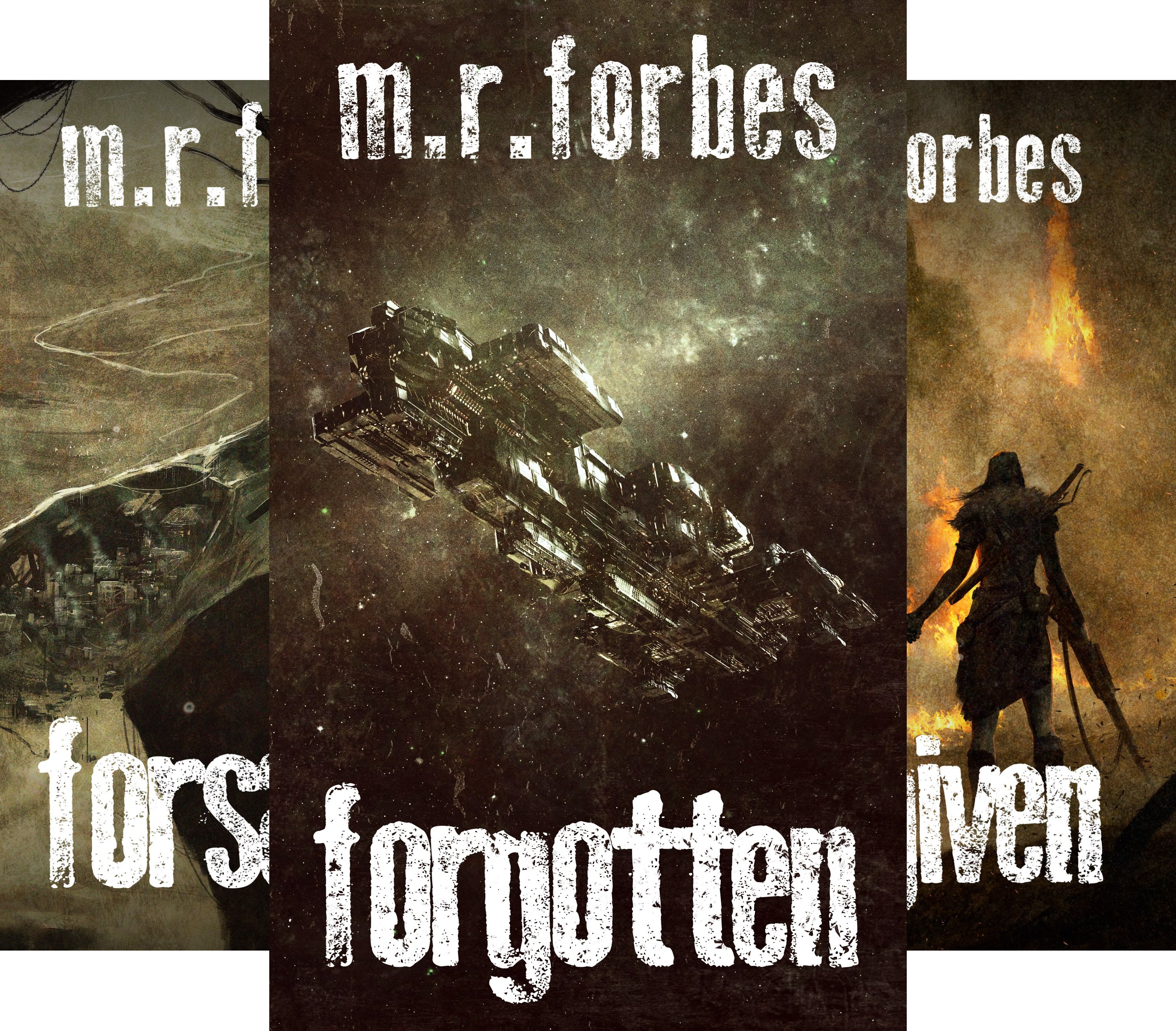 The Forgotten (3 Book Series)