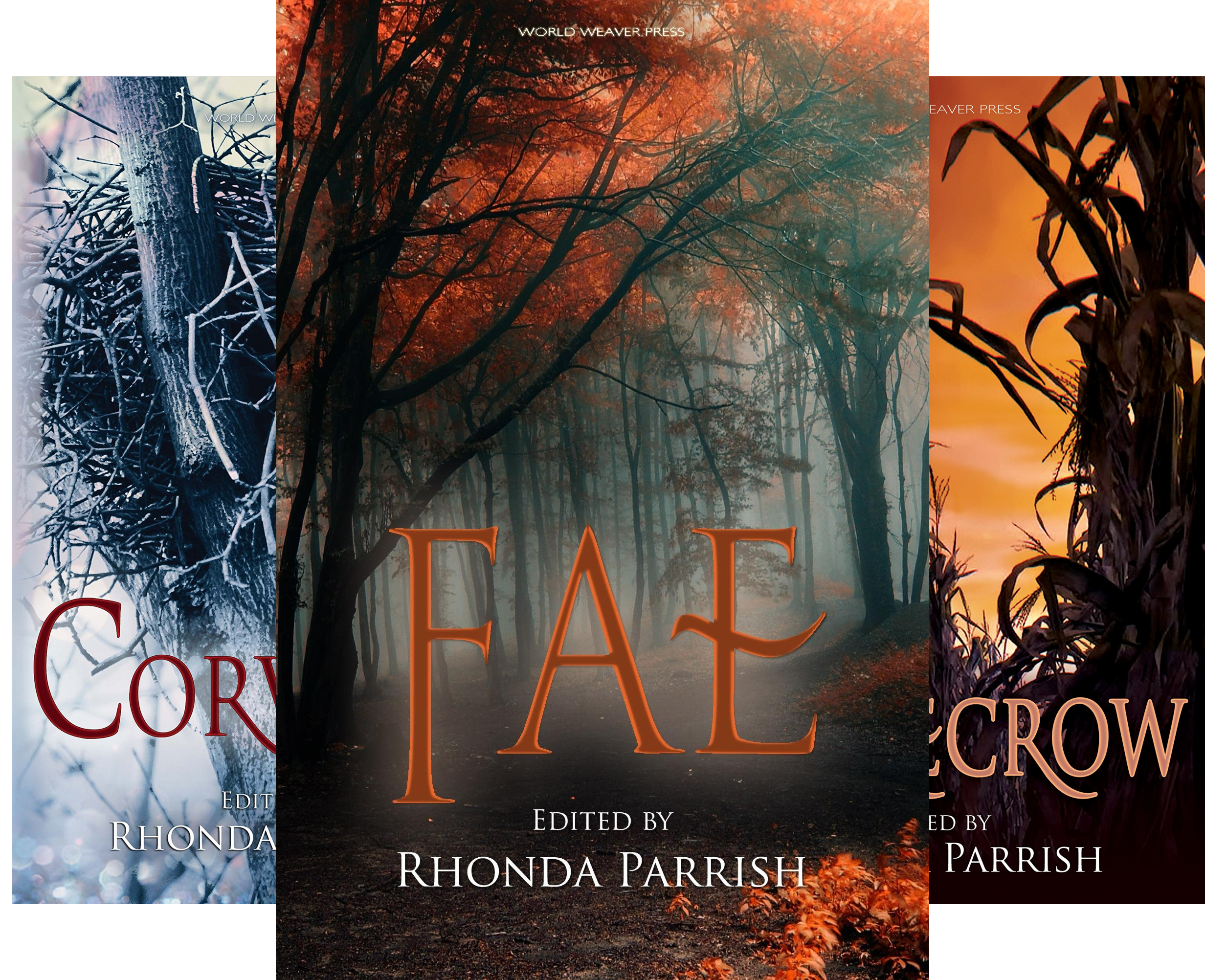 Rhonda Parrish's Magical Menageries (5 Book Series)