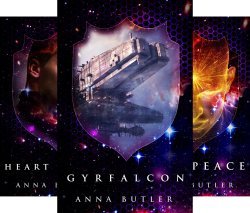 Taking Shield (4 Book Series) by  Anna Butler