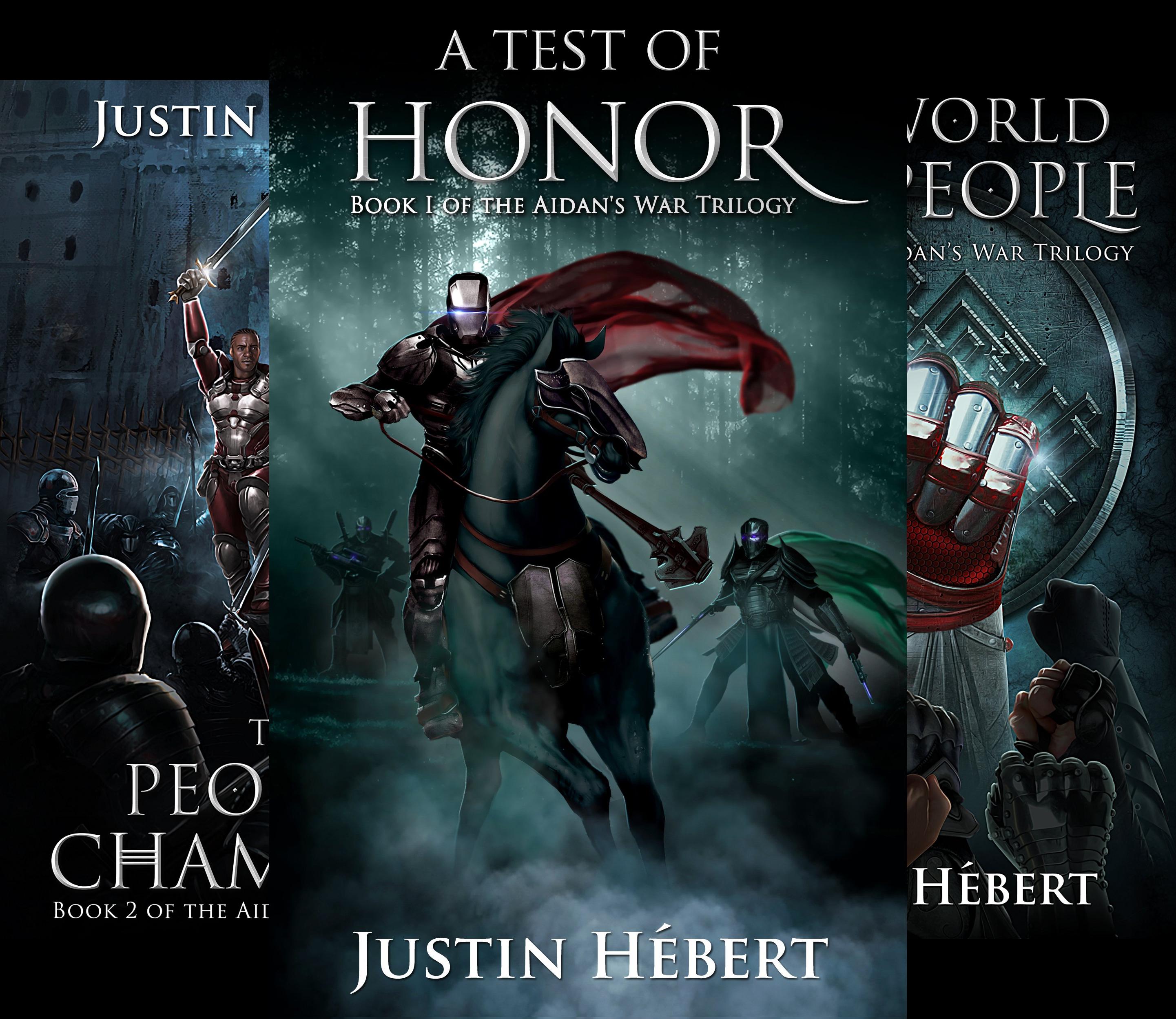 Aidan's War (3 Book Series)