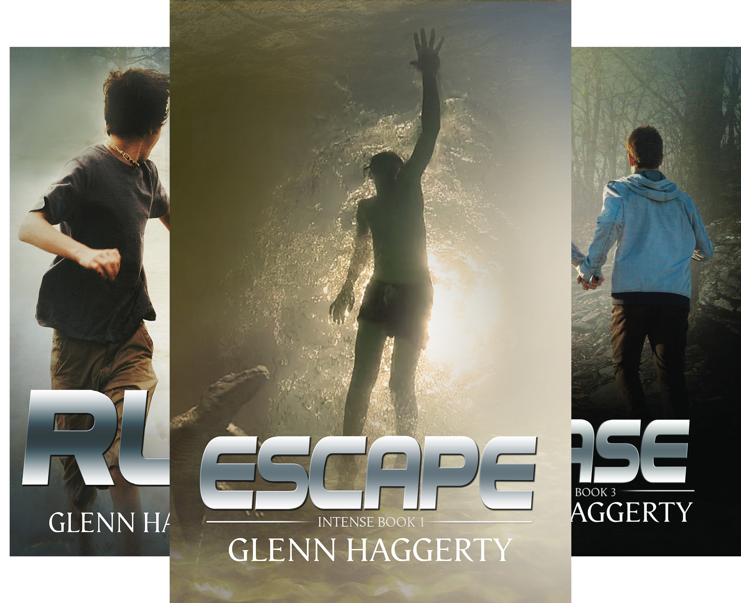Intense (3 Book Series)
