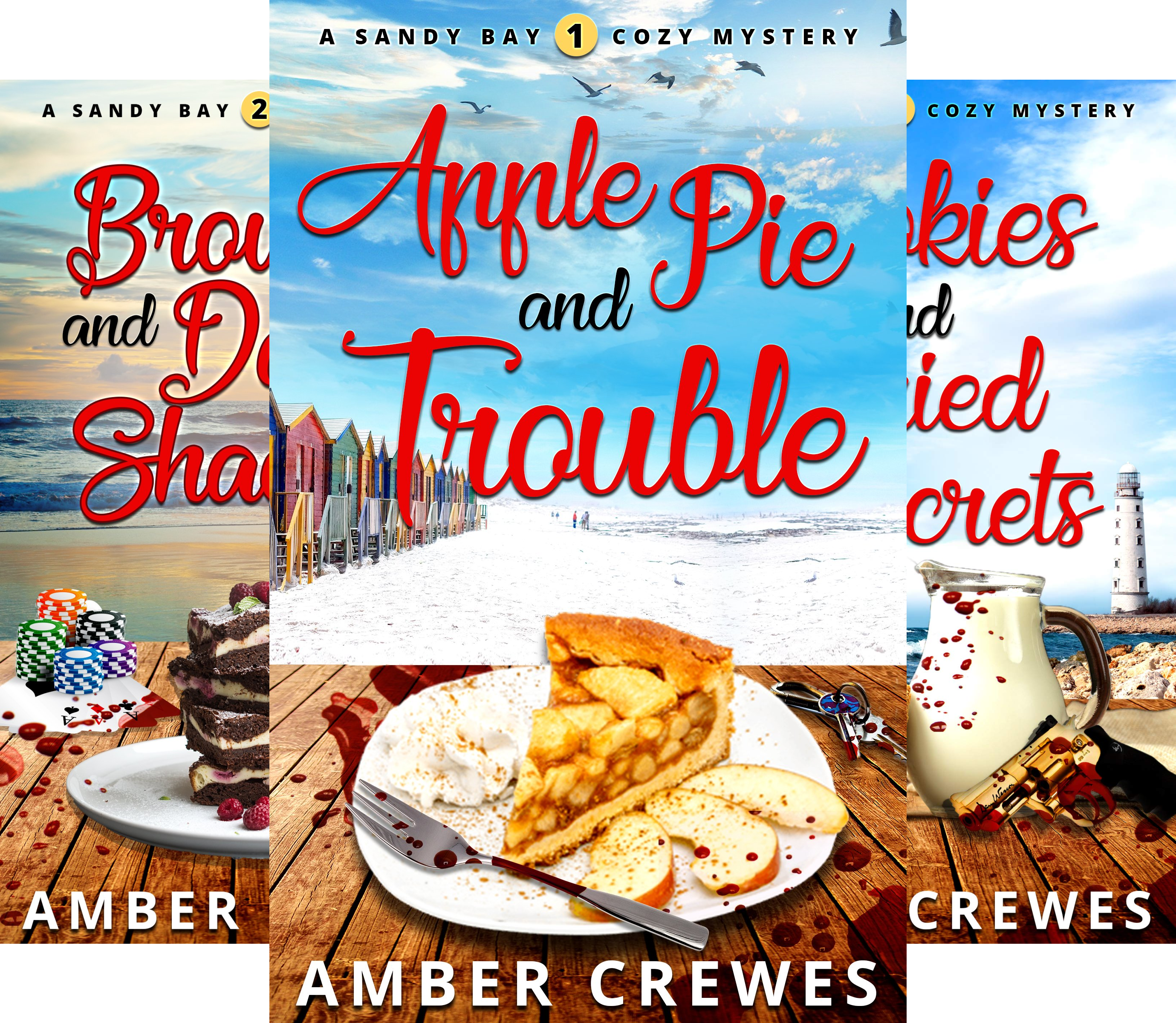Sandy Bay Cozy Mystery (8 Book Series)