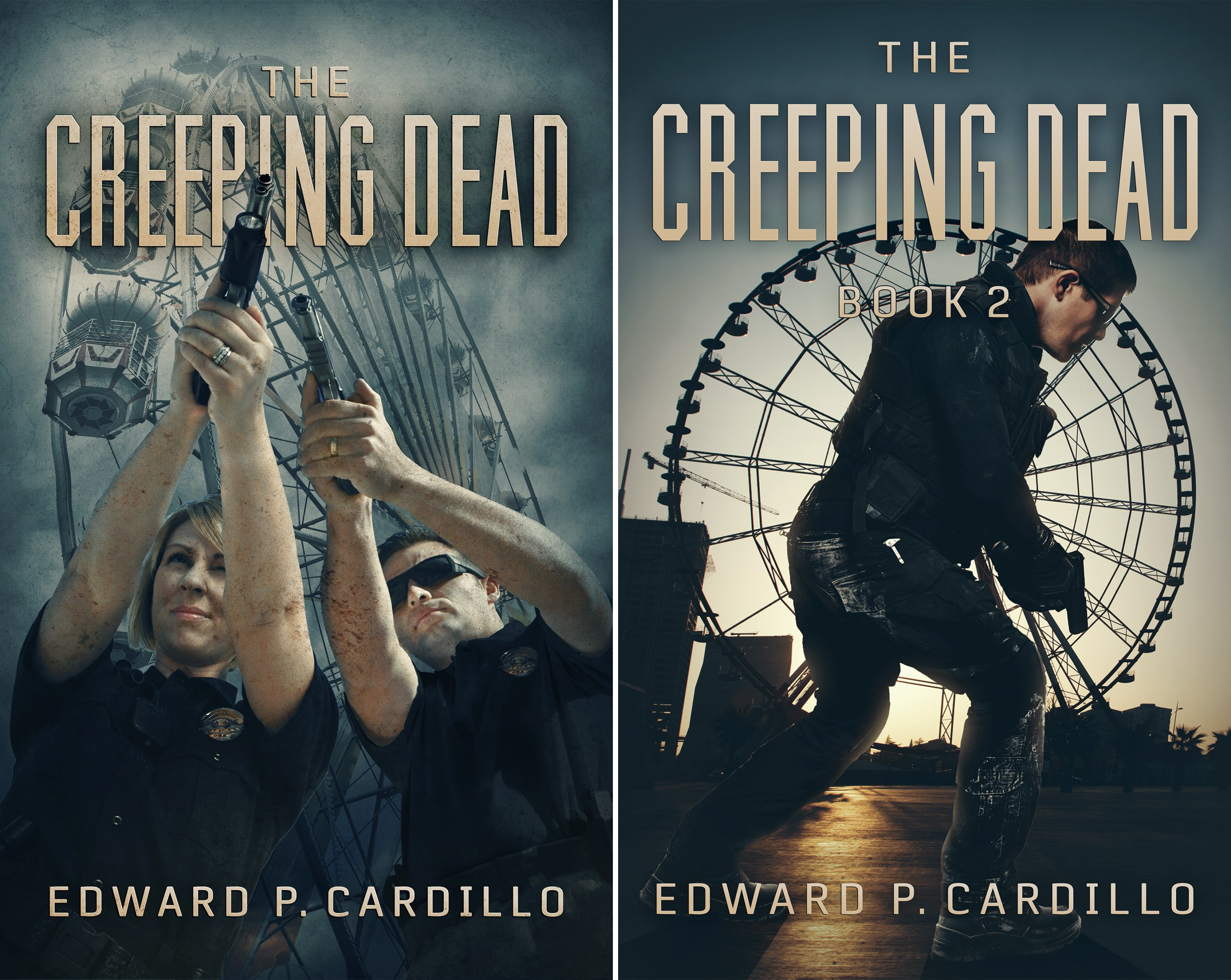 The Creeping Dead (2 Book Series)