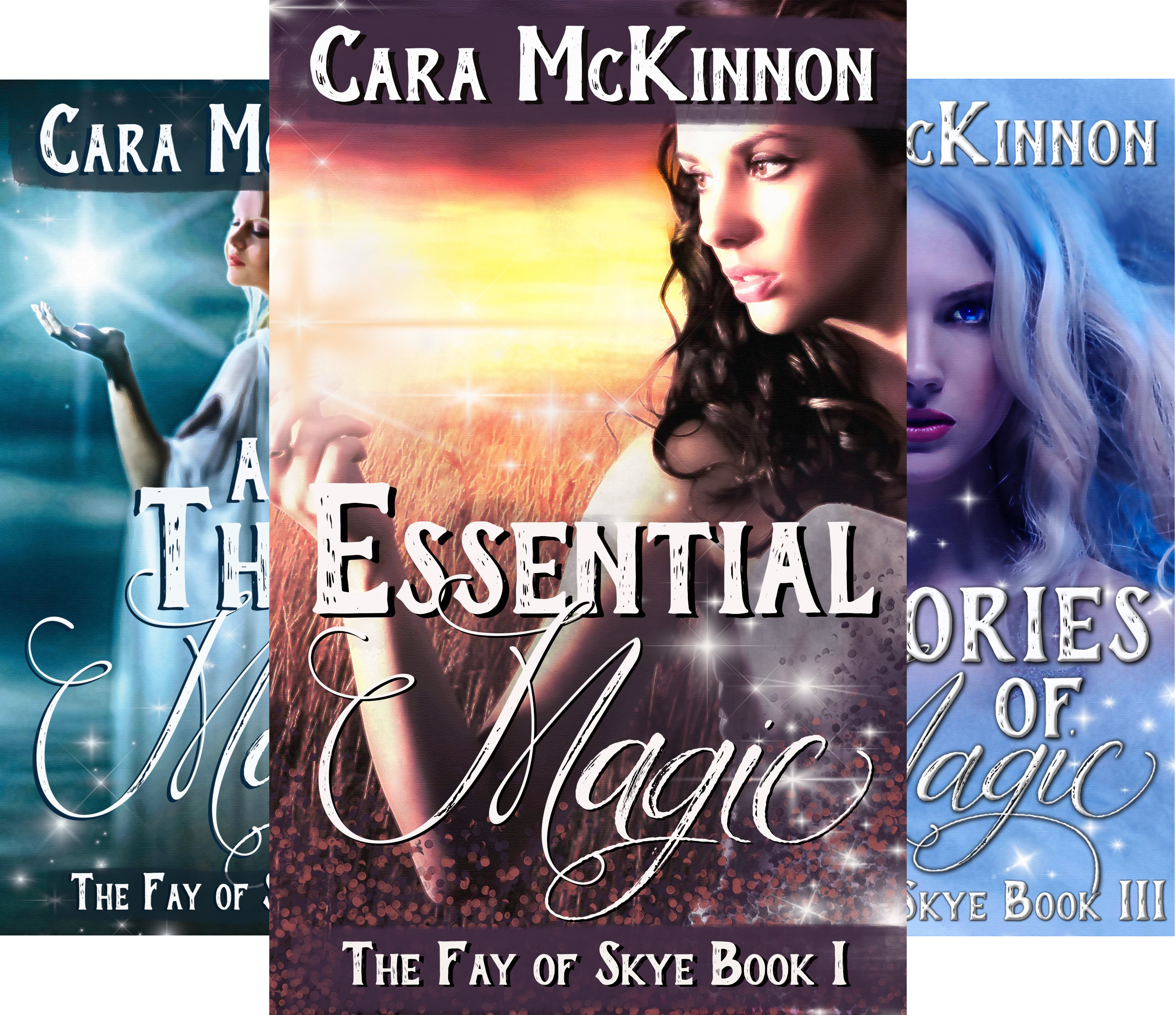 The Fay of Skye (3 Book Series)