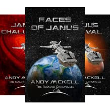 Janus Paradisi (3 Book Series)
