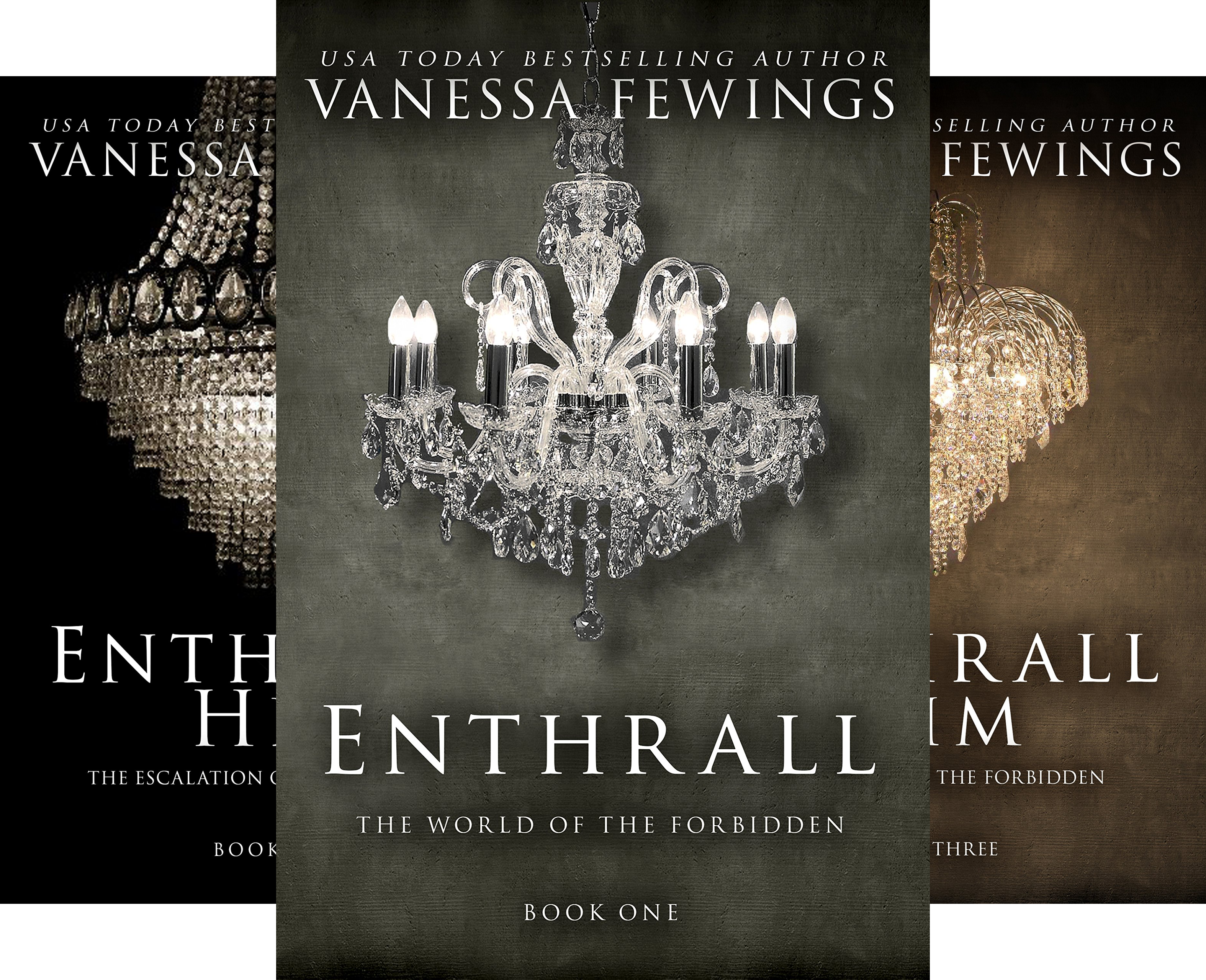 Enthrall Sessions (8 Book Series)