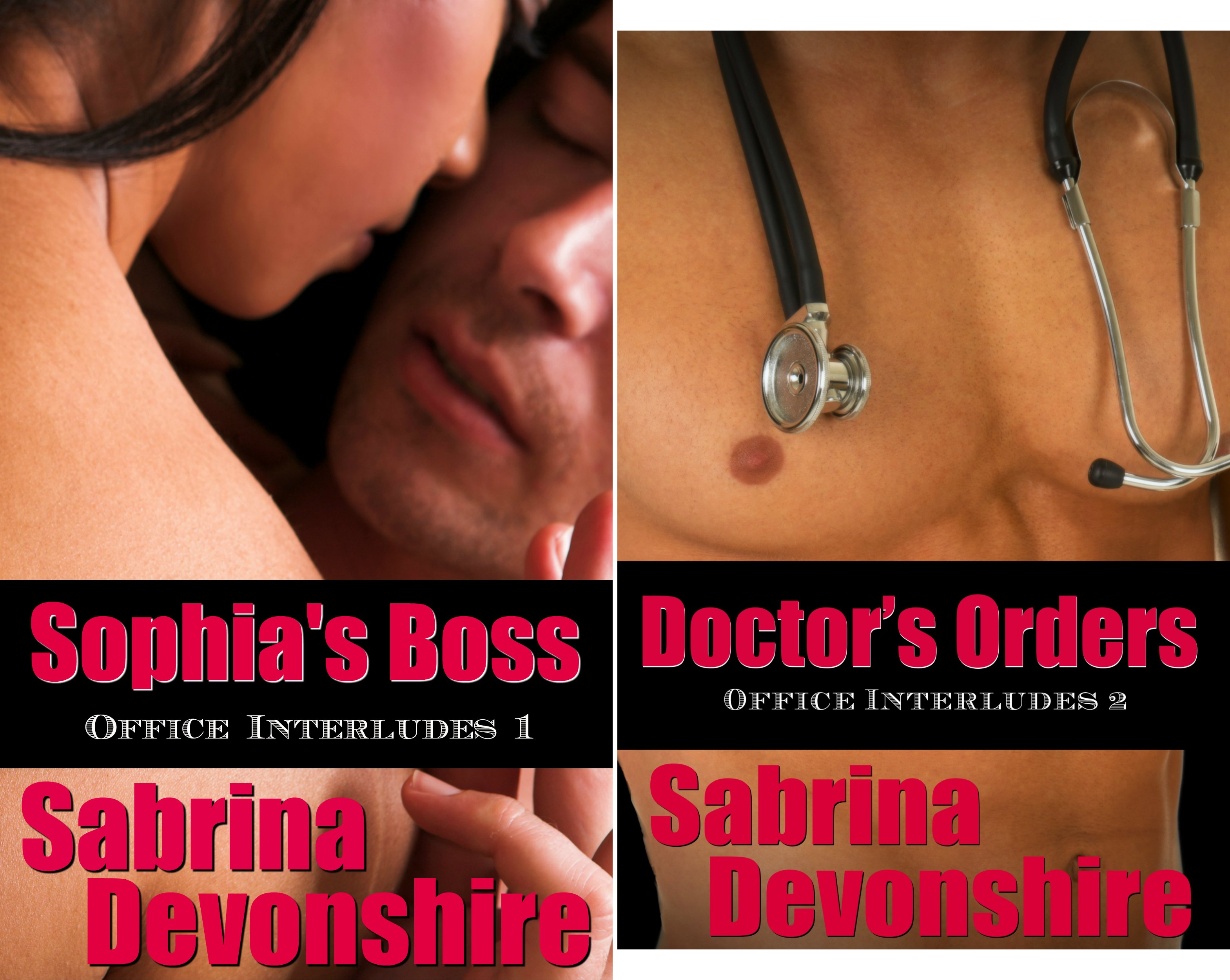 Office Interludes (2 Book Series)