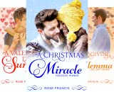 Holiday Hunks (3 Book Series)