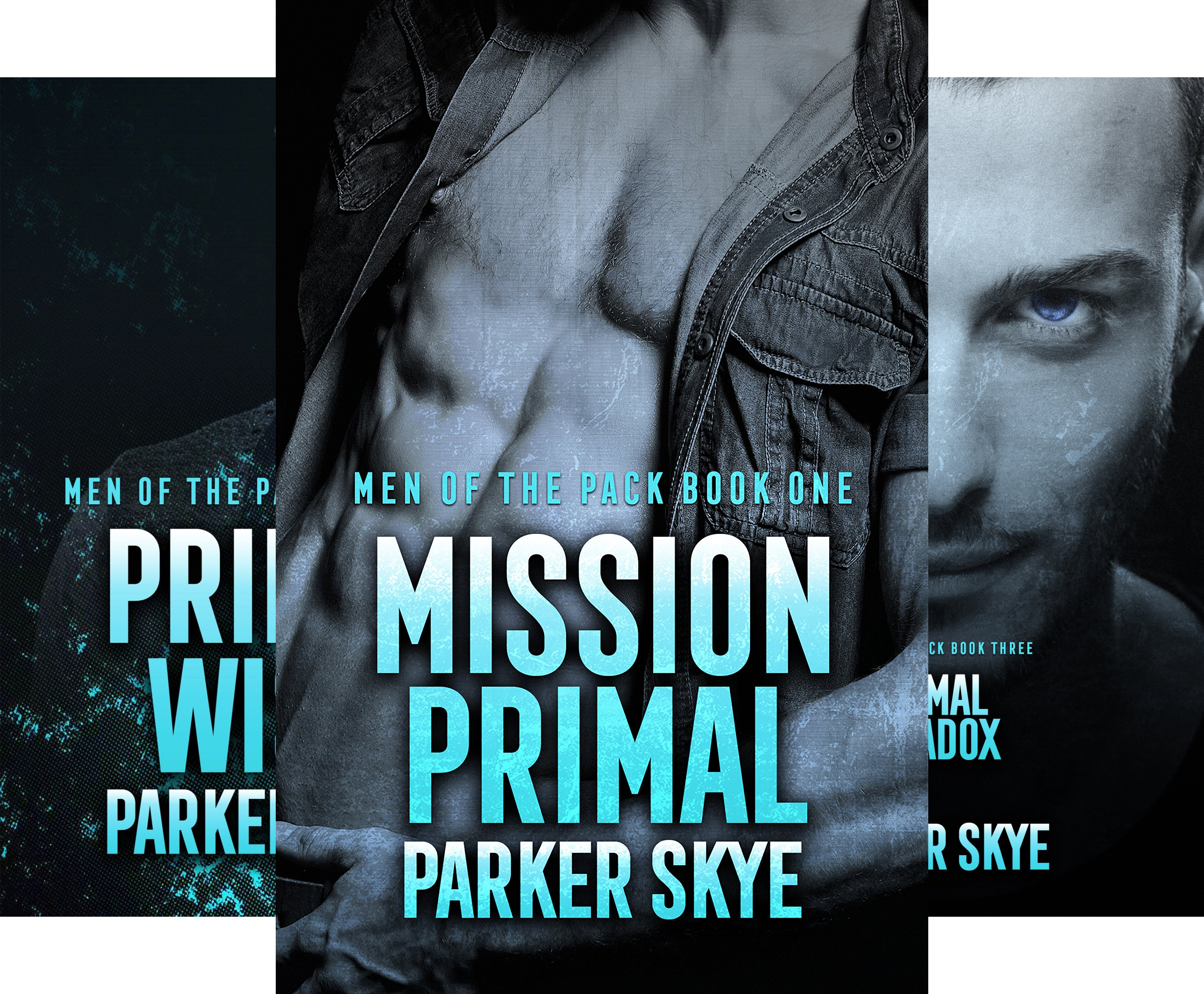 Silver Moon Pack (3 Book Series)
