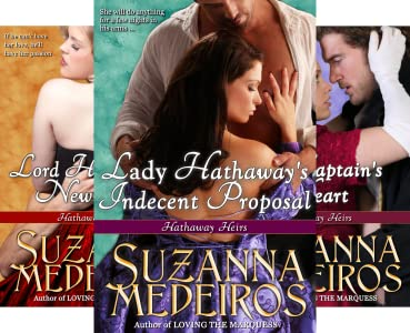 Hathaway Heirs (3 Book Series)