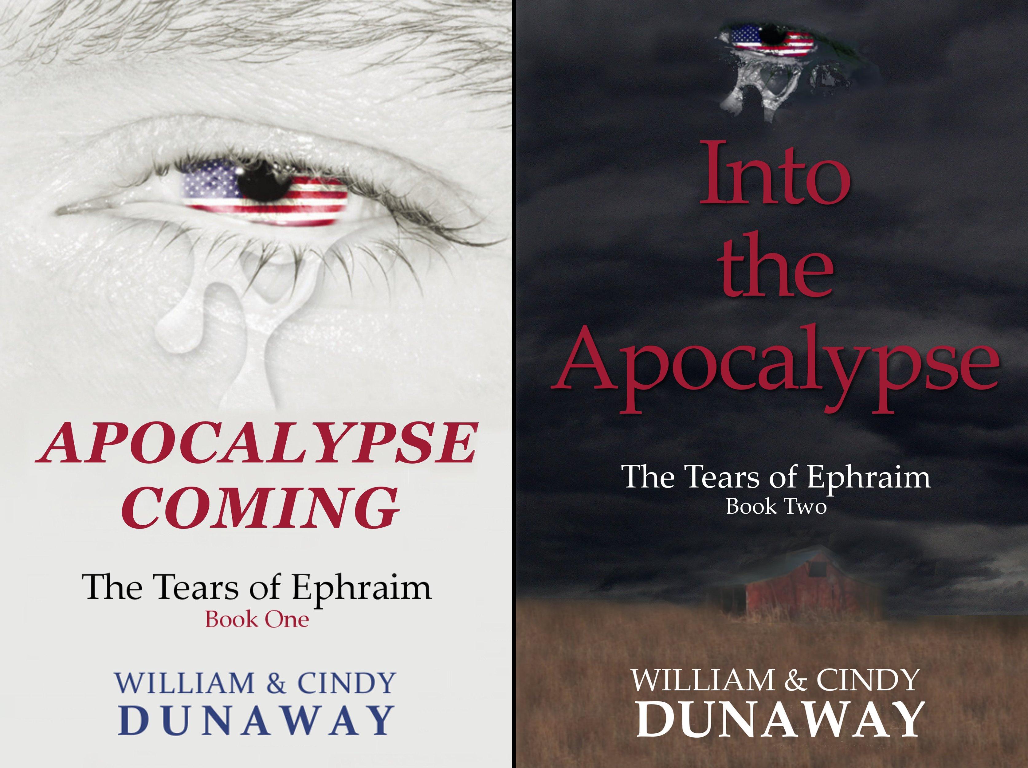 The Tears of Ephraim (2 Book Series)