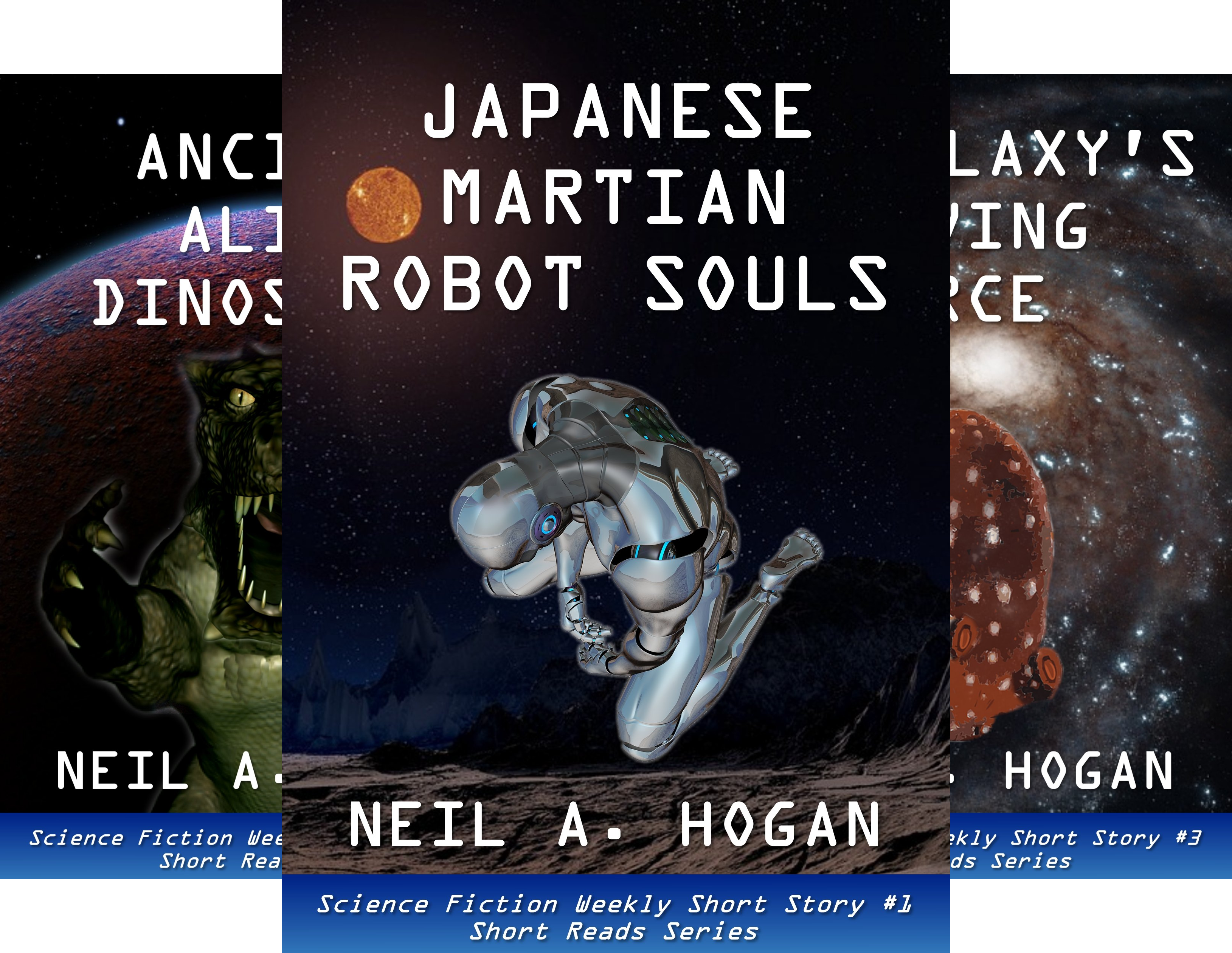 Science Fiction Weekly (13 Book Series)
