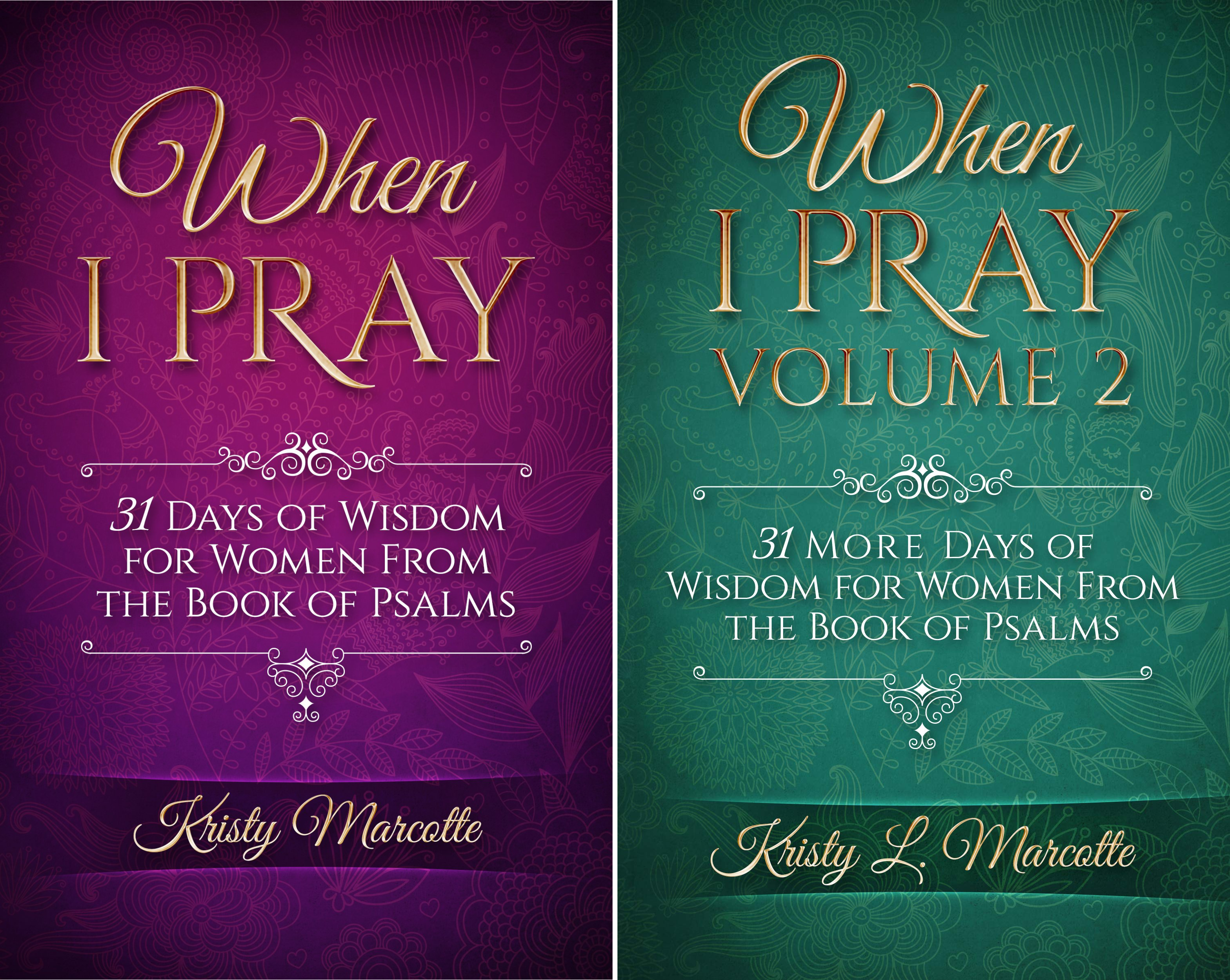 31 Day Devotionals for Women (2 Book Series)