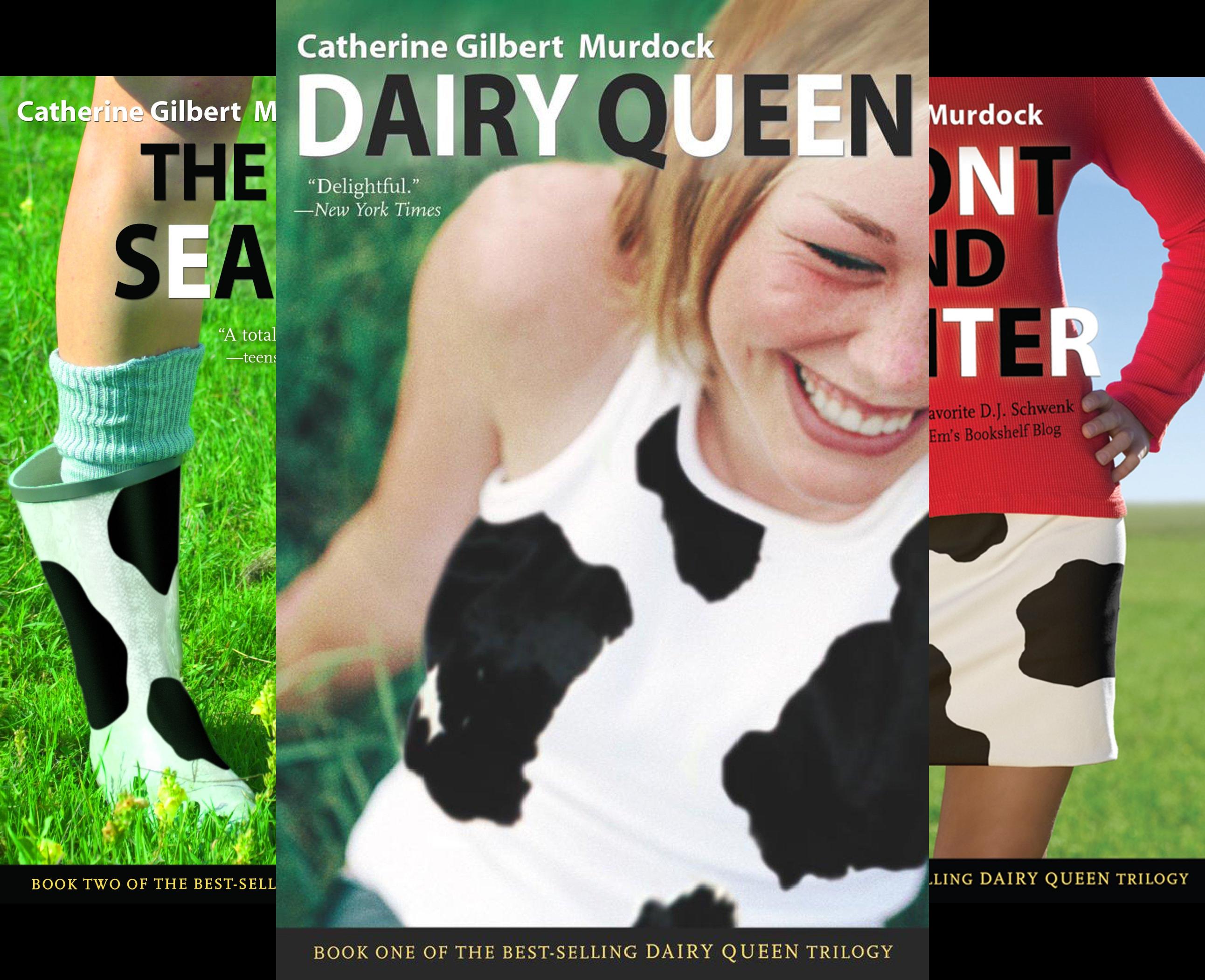 dairy-queen-4-book-series