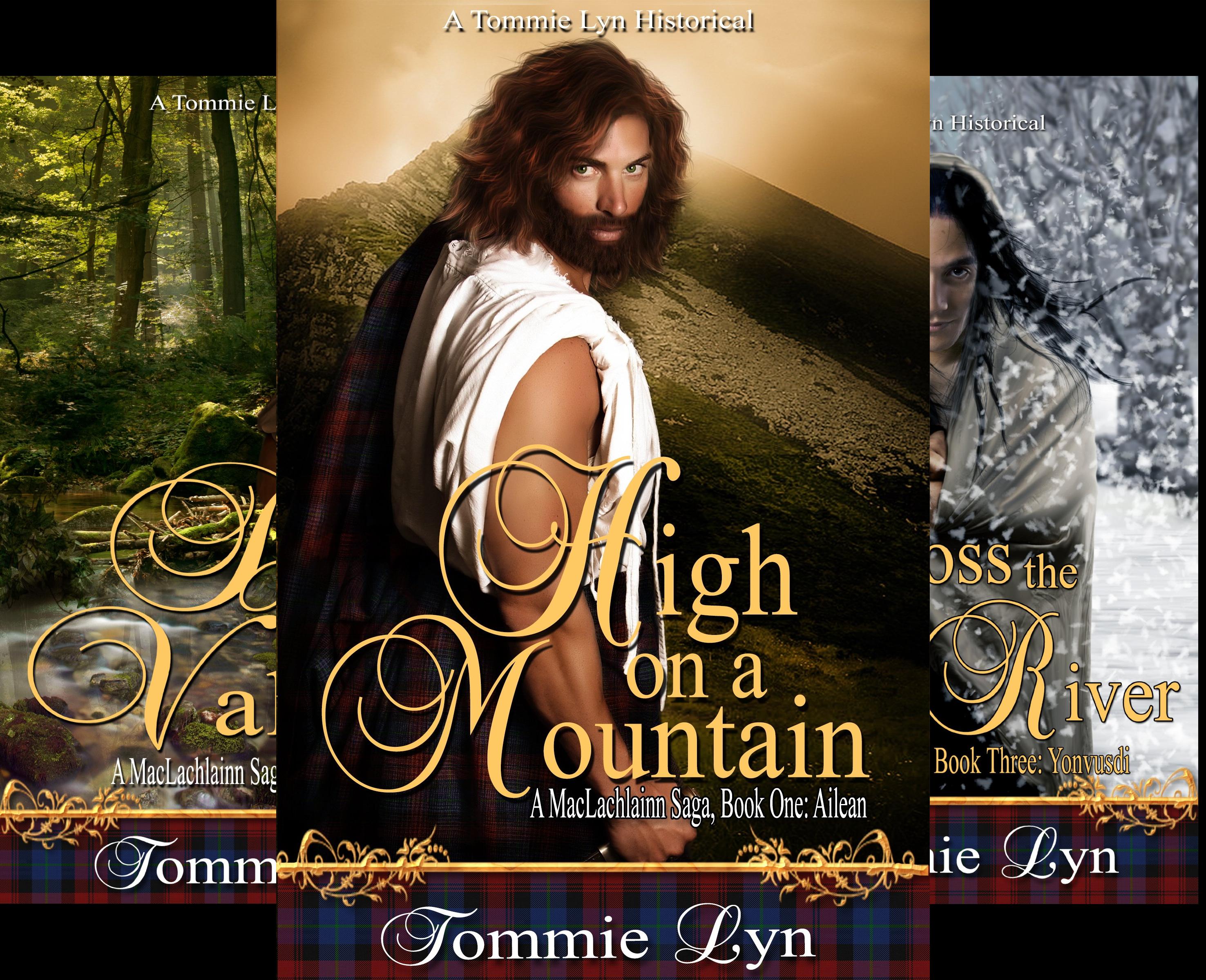 A MacLachlainn Saga (4 Book Series)