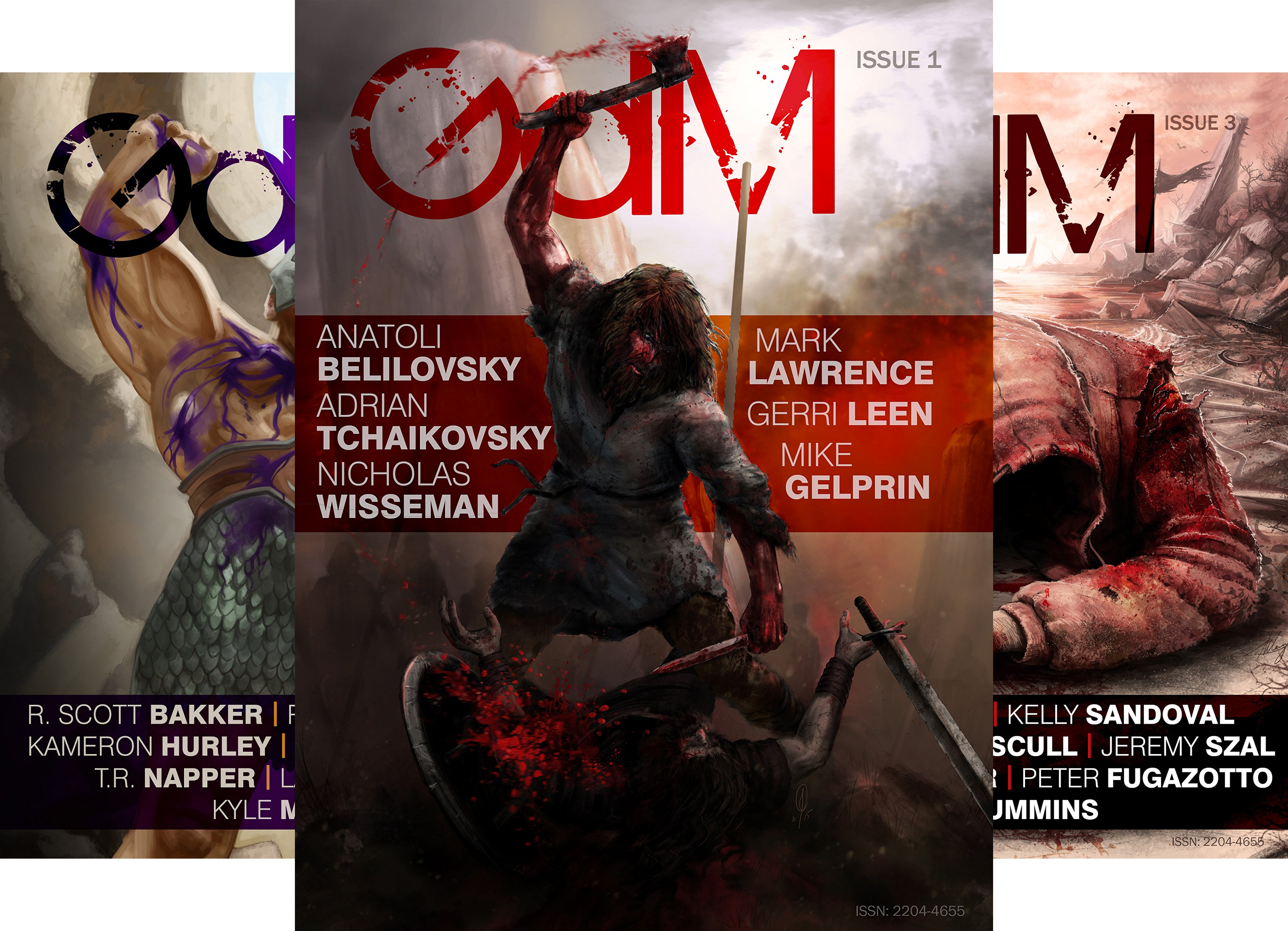 Grimdark Magazine (16 Book Series)