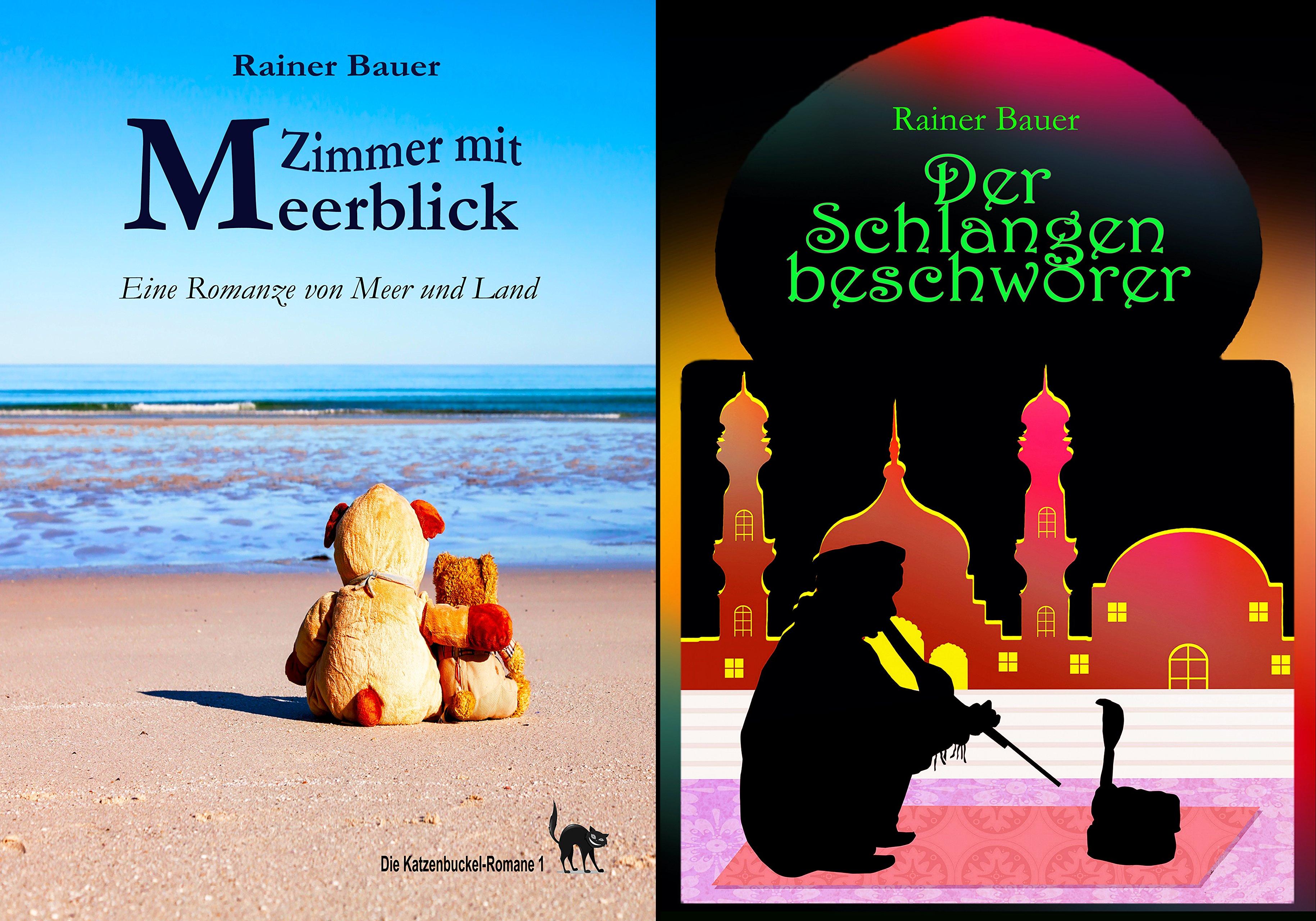Die Katzenbuckel-Romane (Reihe in 2 Bänden)