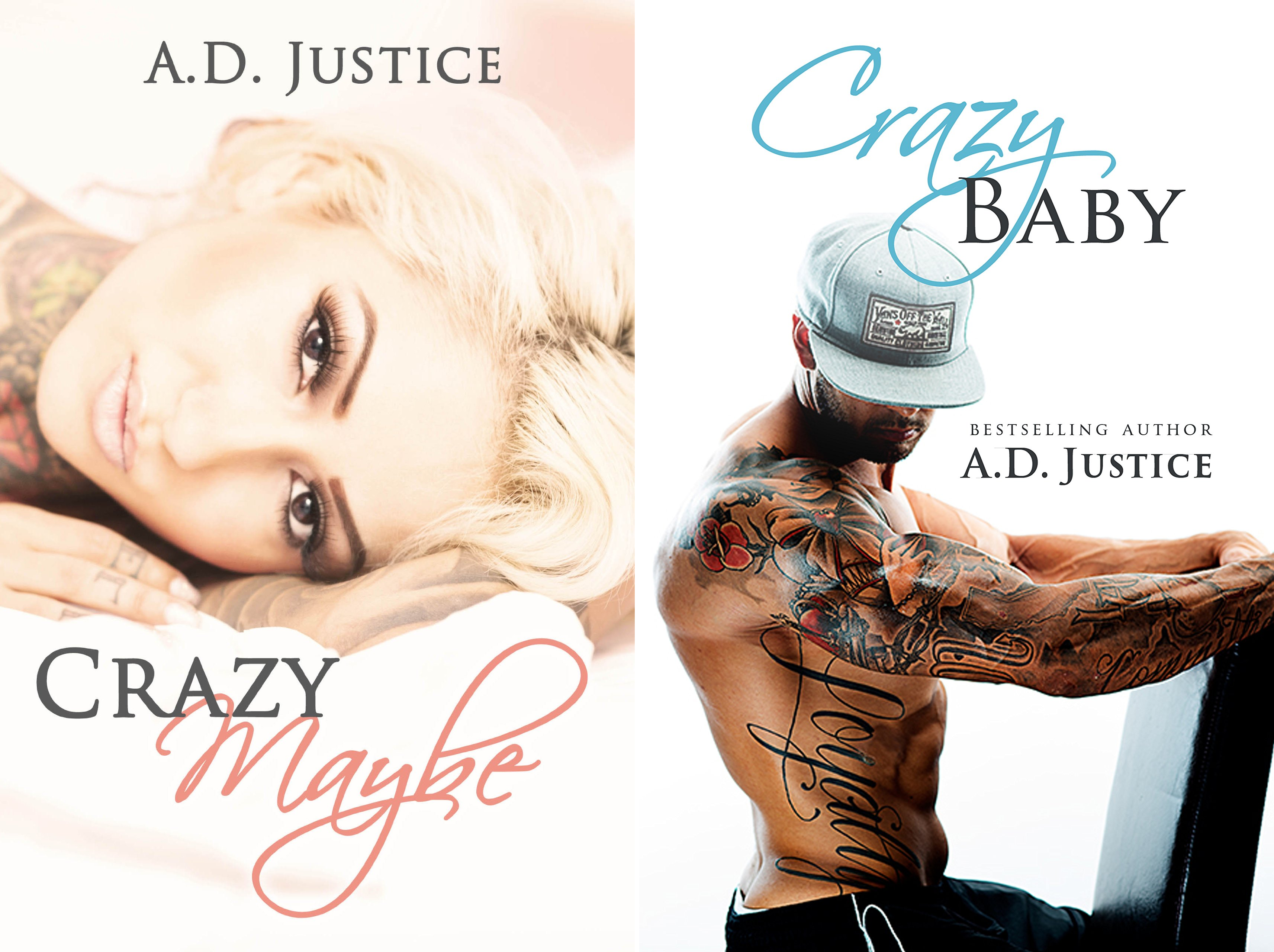 The Crazy Series (2 Book Series)