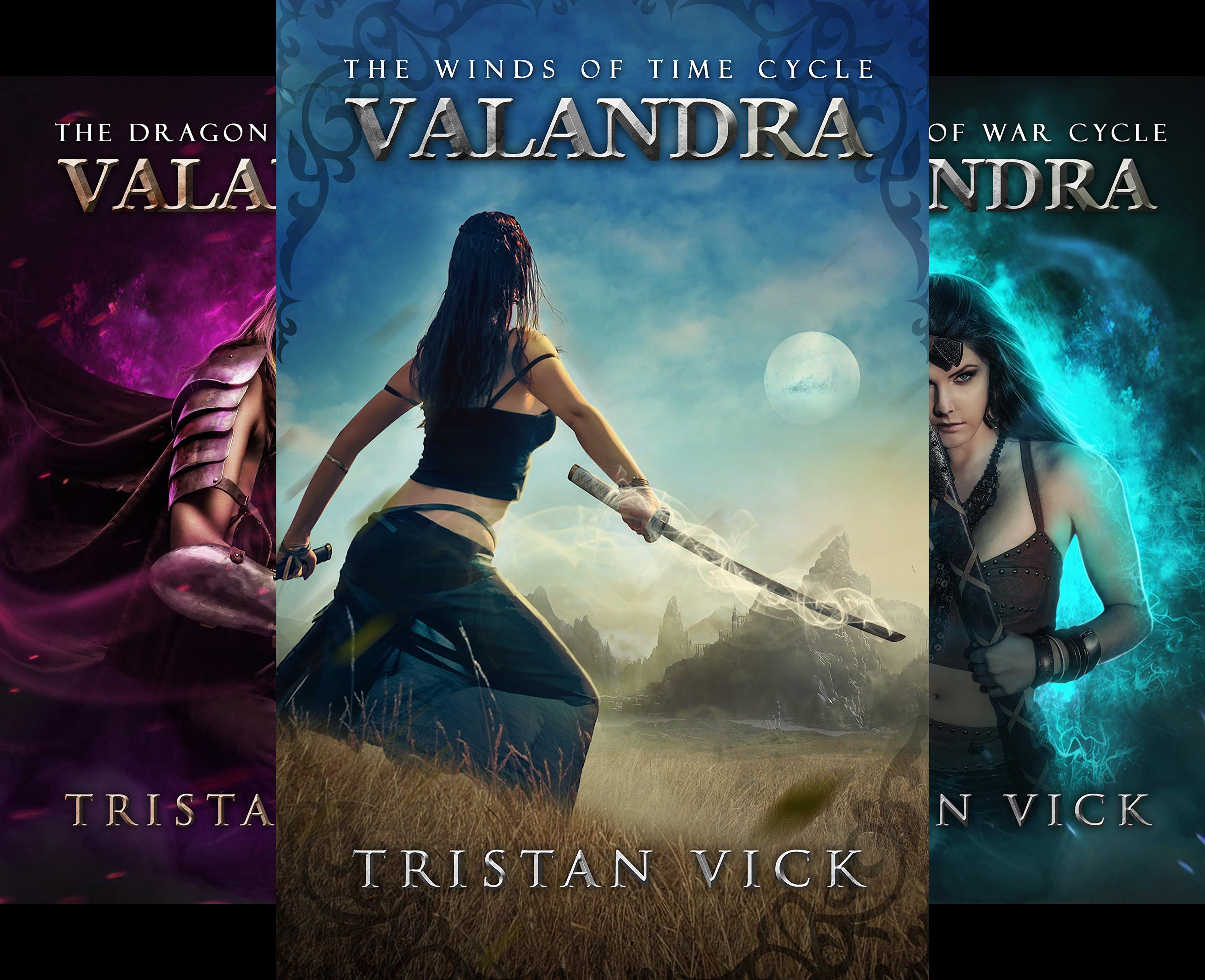 Valandra (3 Book Series)