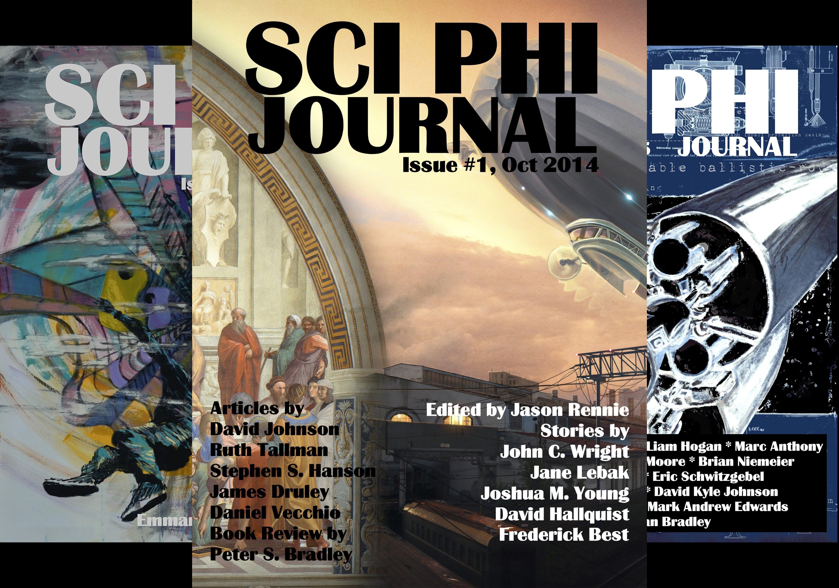 Sci Phi Journal (7 Book Series)