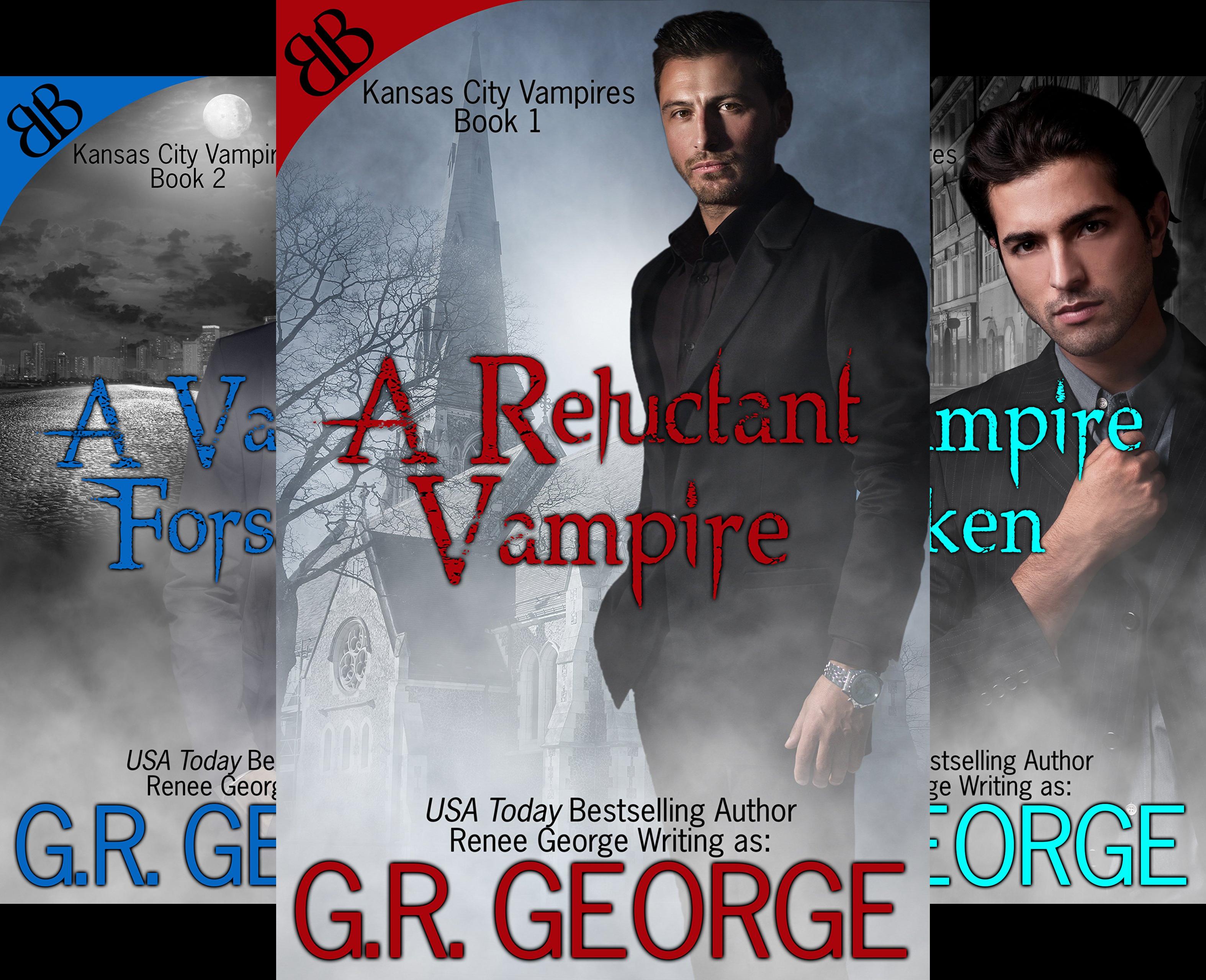 Kansas City Vampires (7 Book Series)