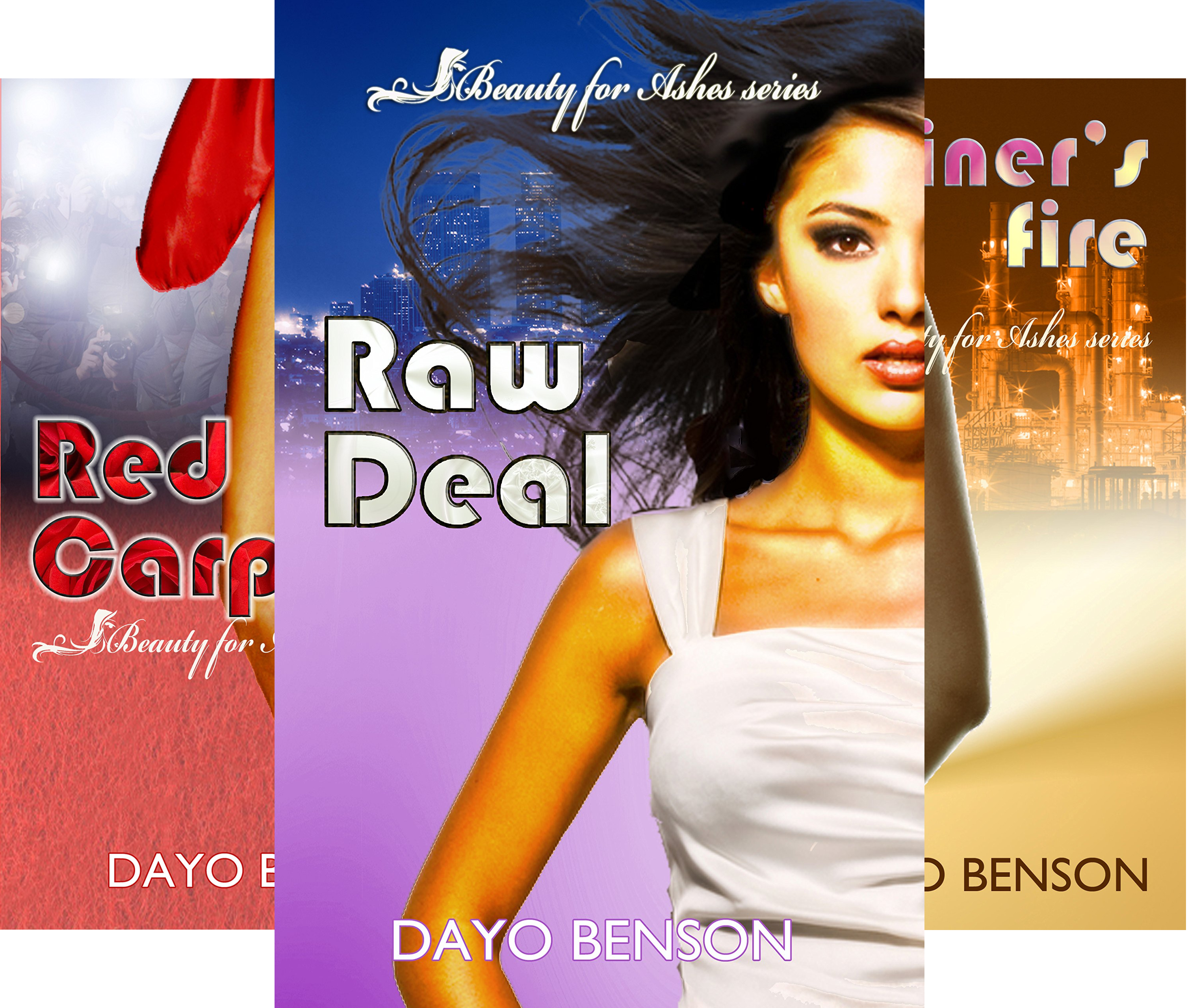 Books : Beauty for Ashes (3 Book Series)