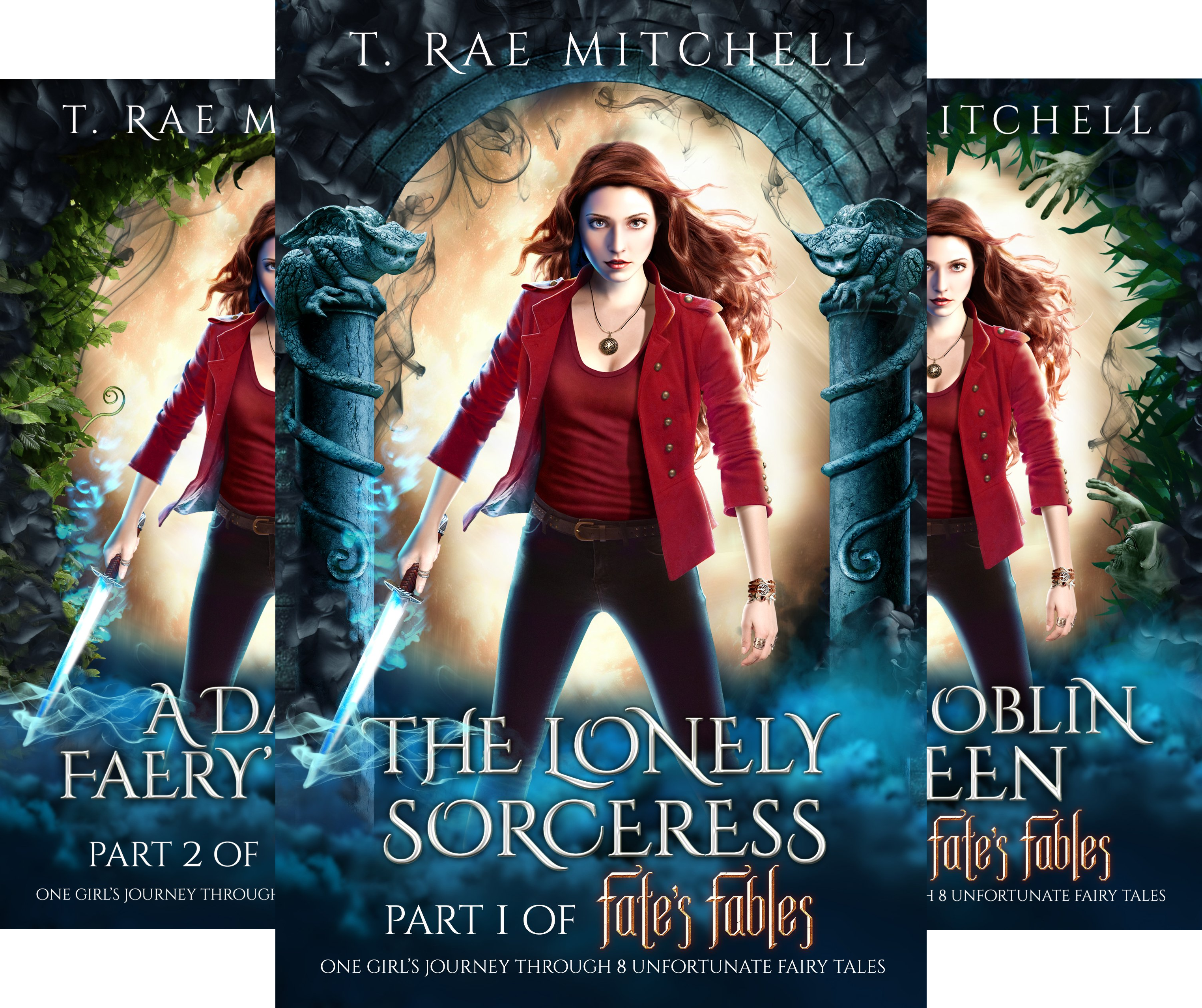 Fate's Fables (8 Book Series)