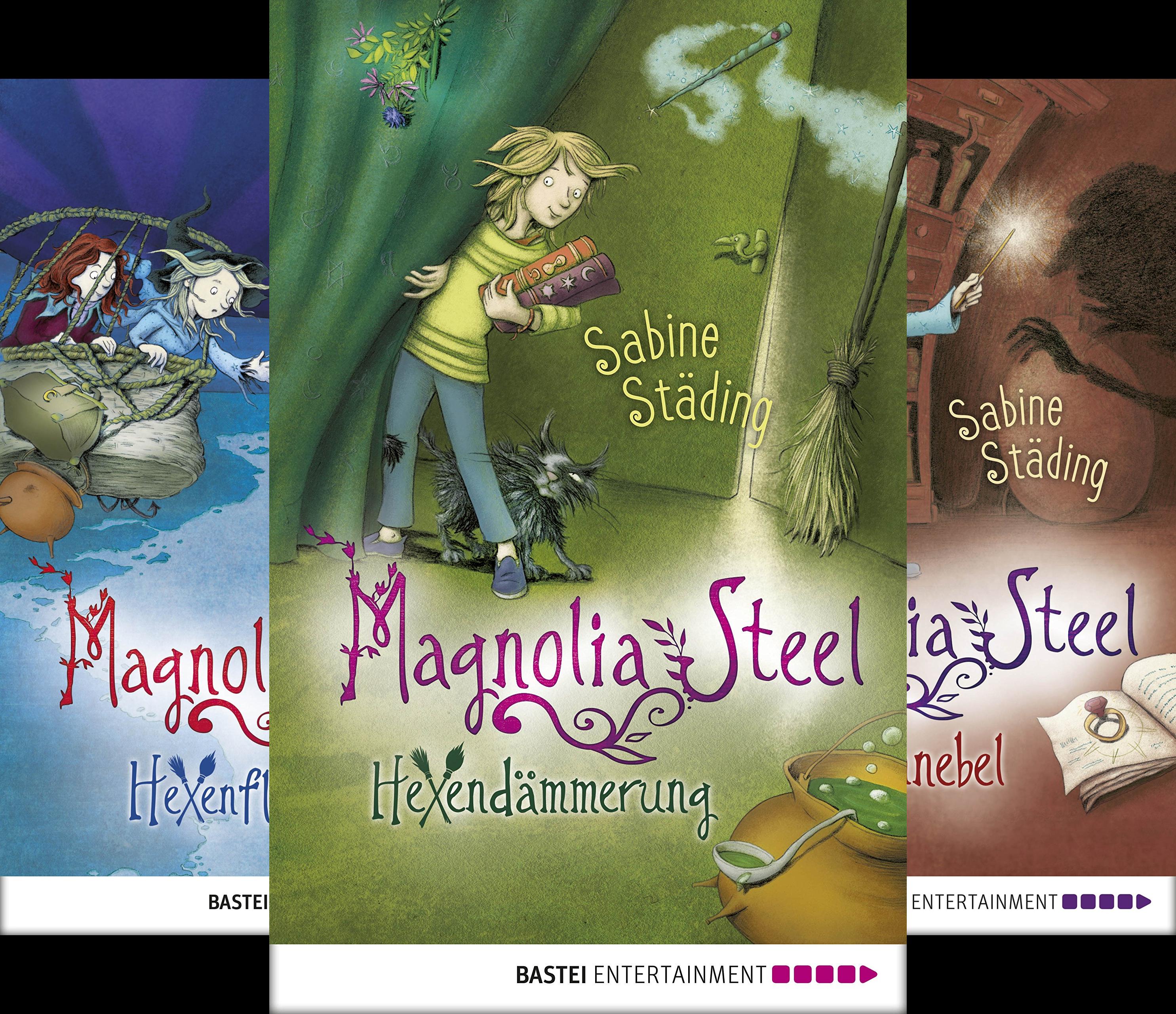 Magnolia Steel (Reihe in 3 Bänden)