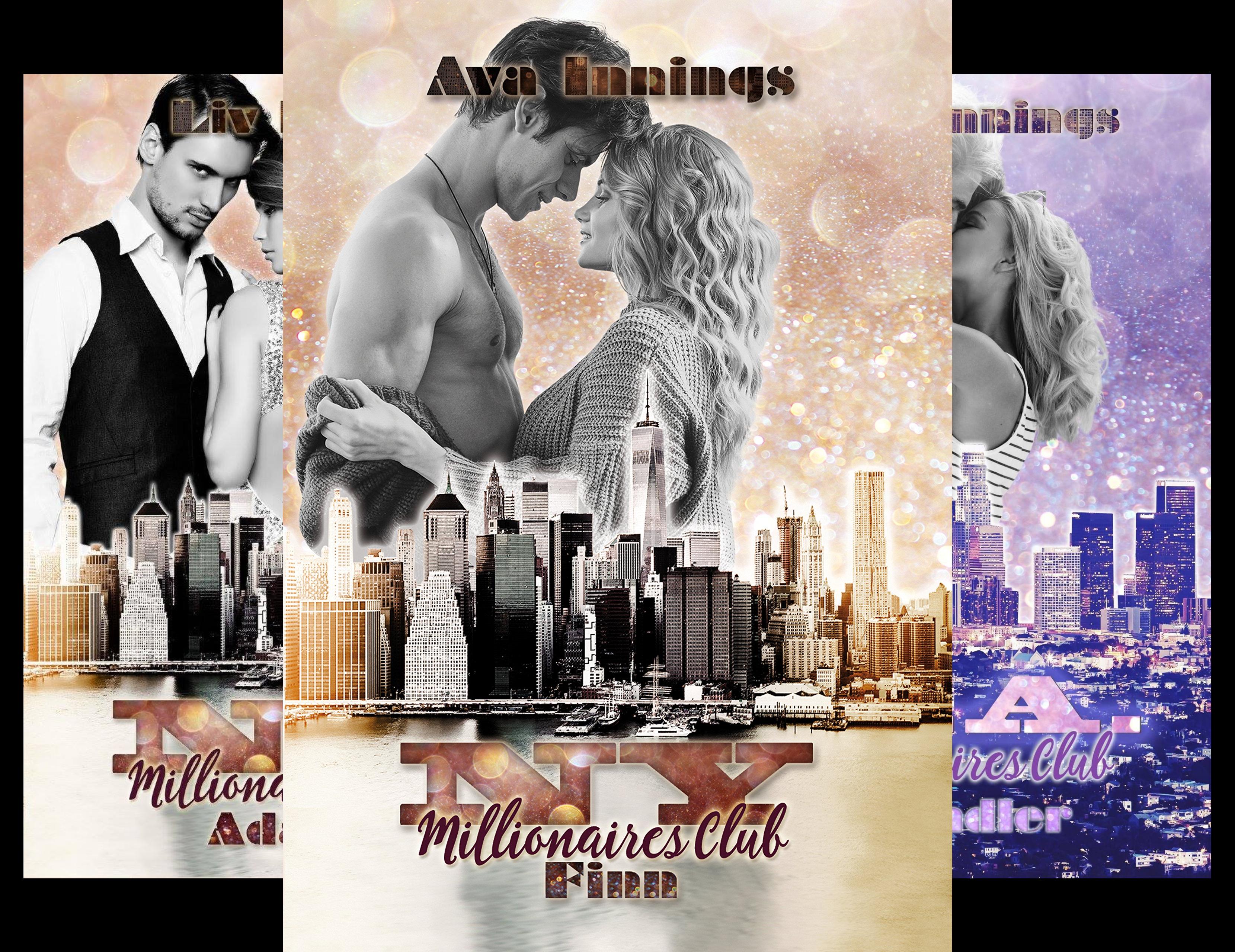 Millionaires Club (Reihe in 9 Bänden)