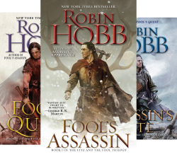 Image result for fitz and the fool trilogy