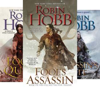 Fitz and the Fool Trilogy (3 Book Series) Kindle Edition by Robin Hobb