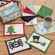 Holiday Quilters Club - Seasonal Quilt Projects Subscription Club