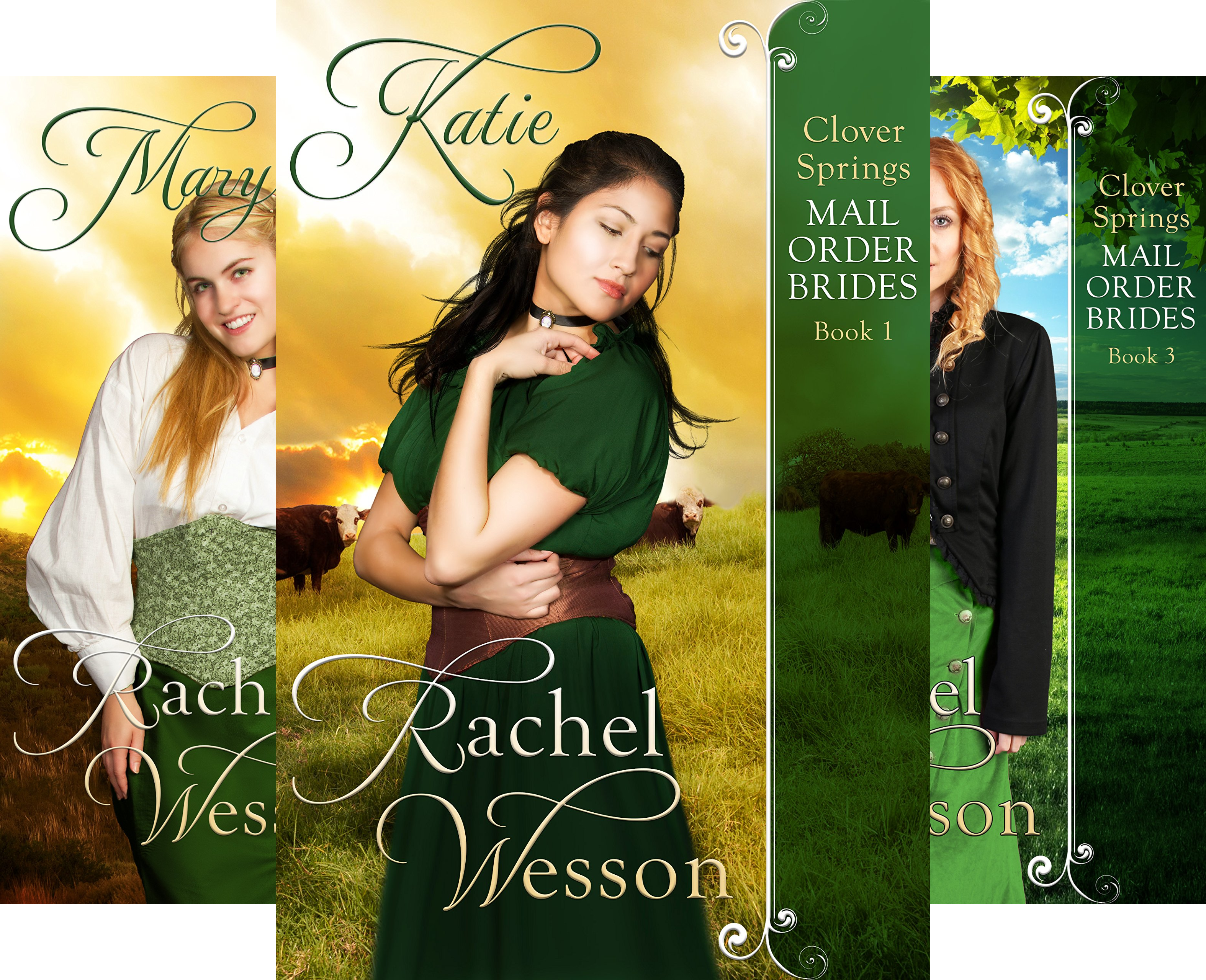clover-springs-mail-order-brides-9-book-series