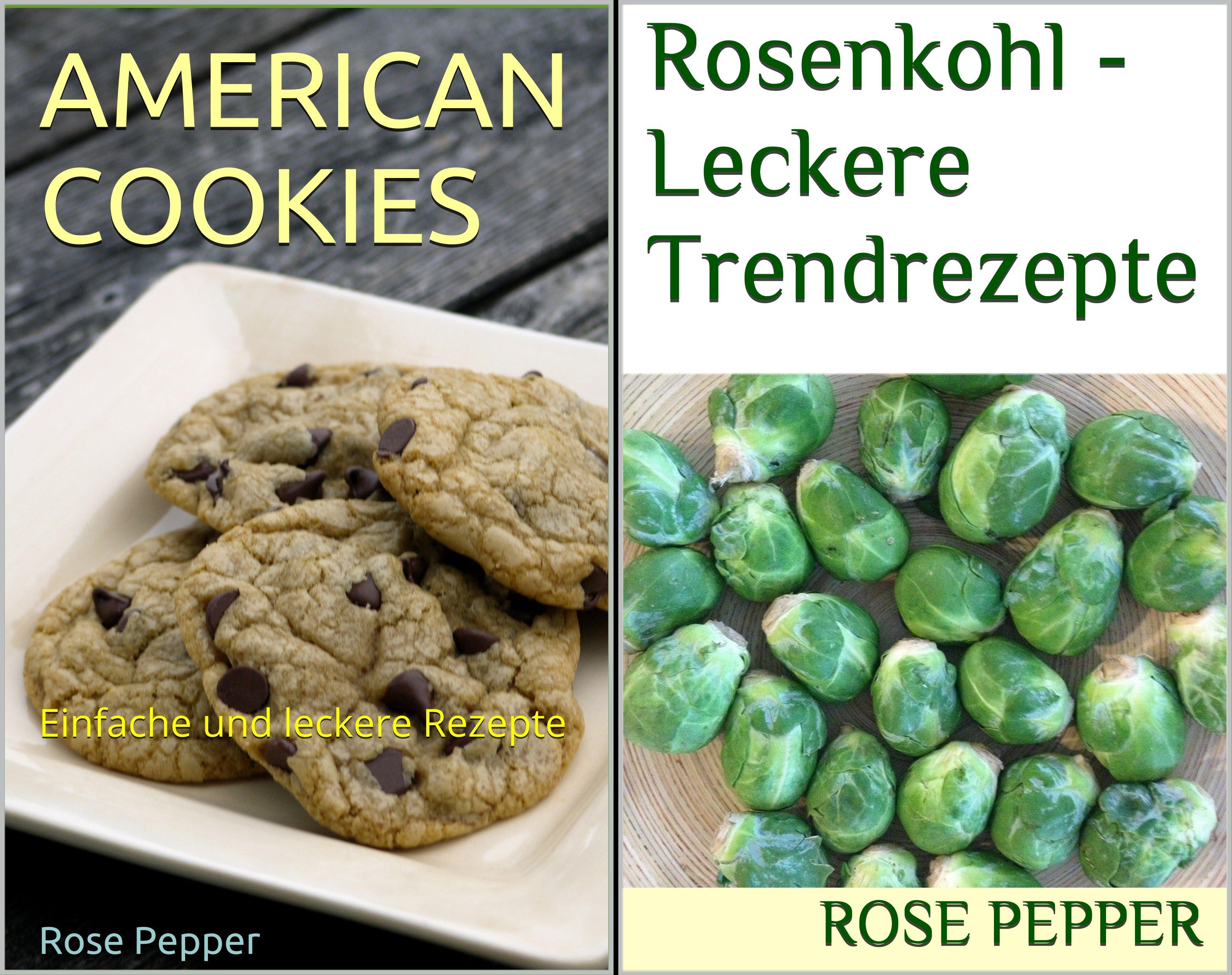 Pepper`s Küche (Reihe in 2 Bänden)