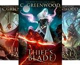 Magic of Dimmingwood (3 Book Series)