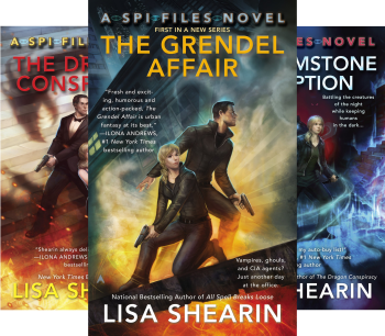 SPI Files (Book Series) by Lisa Shearin