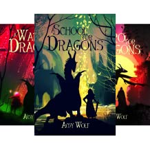 The Cavernis Trilogy (3 Book Series)