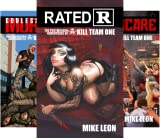 The Postmodern Adventures of Kill Team One (3 Book Series)