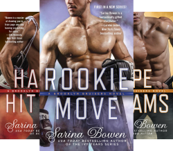 A Brooklyn Bruisers Novel (3 Book Series) by  Sarina Bowen