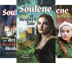 Soulene Trilogy (3 Book Series) by  Ursula Pearson