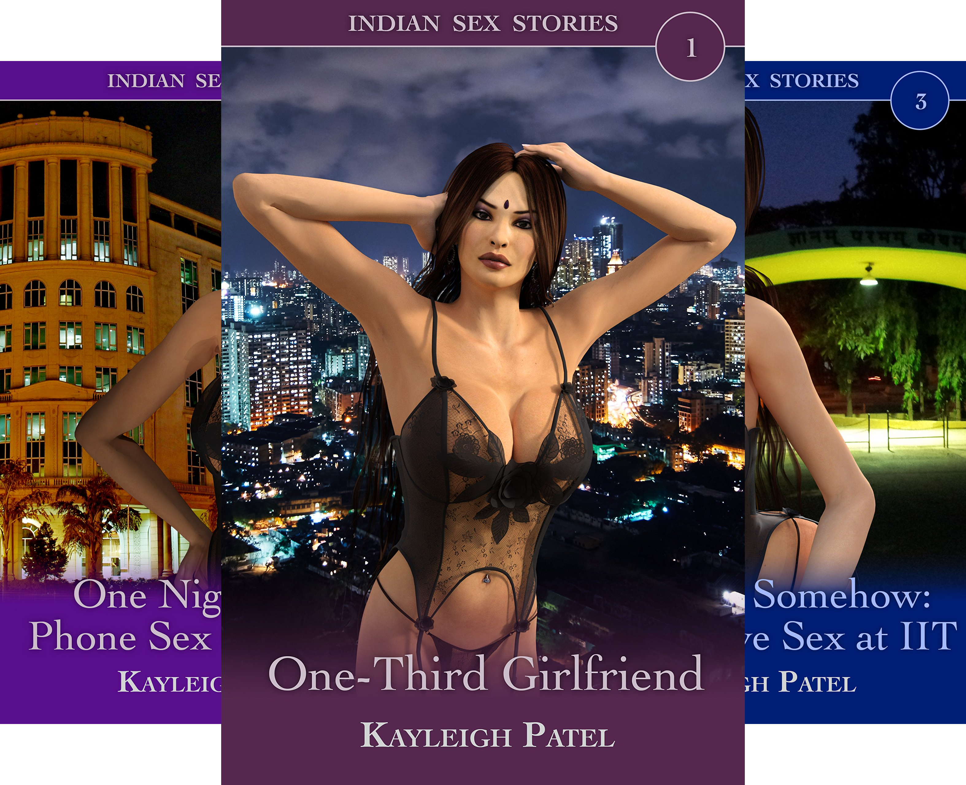 Indian Sex Stories (20 Book Series)