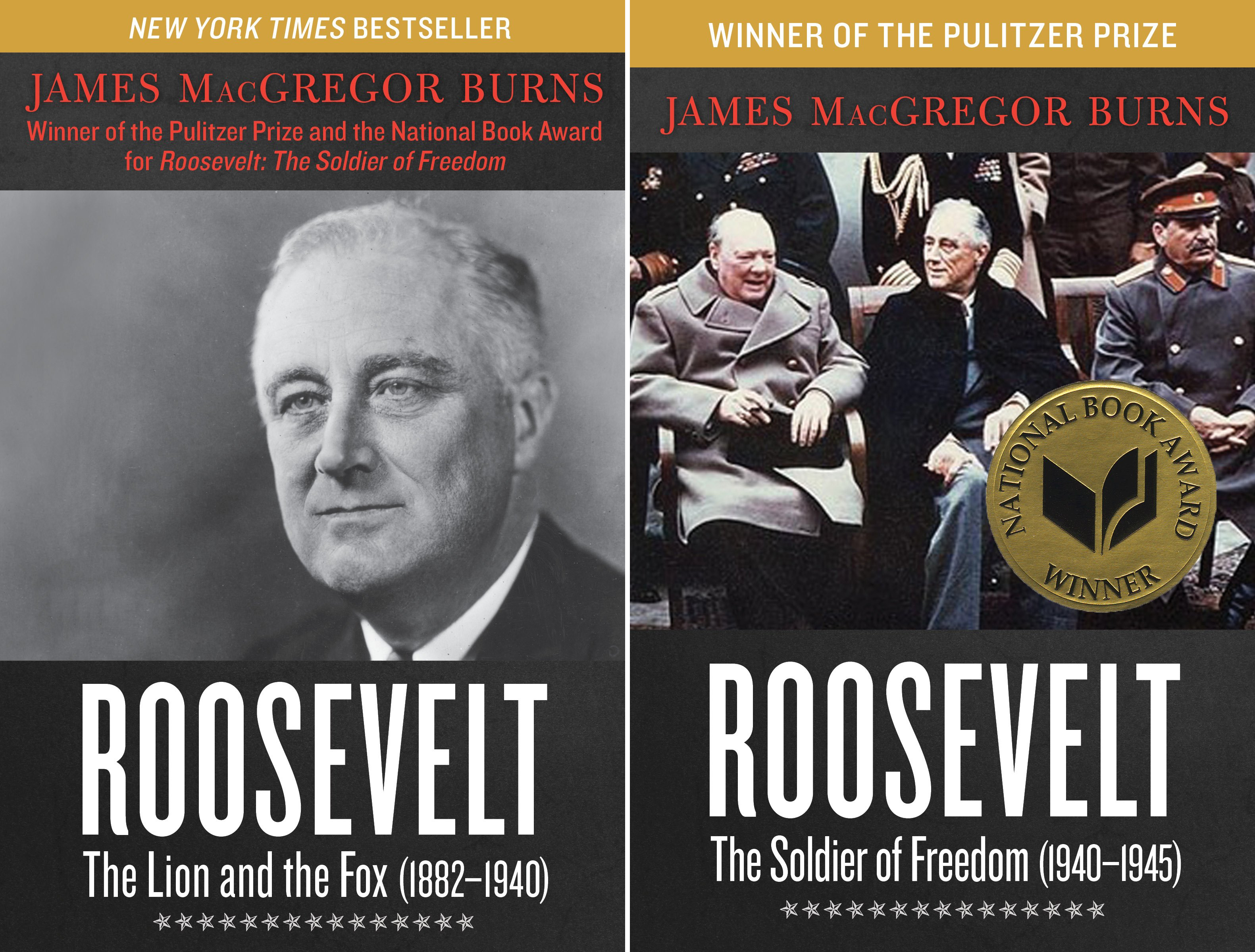 Roosevelt (2 Book Series)