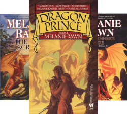 Dragon Prince (3 Book Series) Kindle Edition by Melanie Rawn