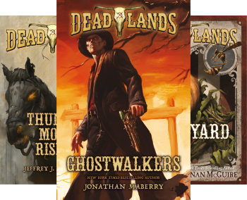 Deadlands (3 Book Series) Kindle Edition by Jonathan Maberry, Jeffrey Mariotte, Seanan McGuire