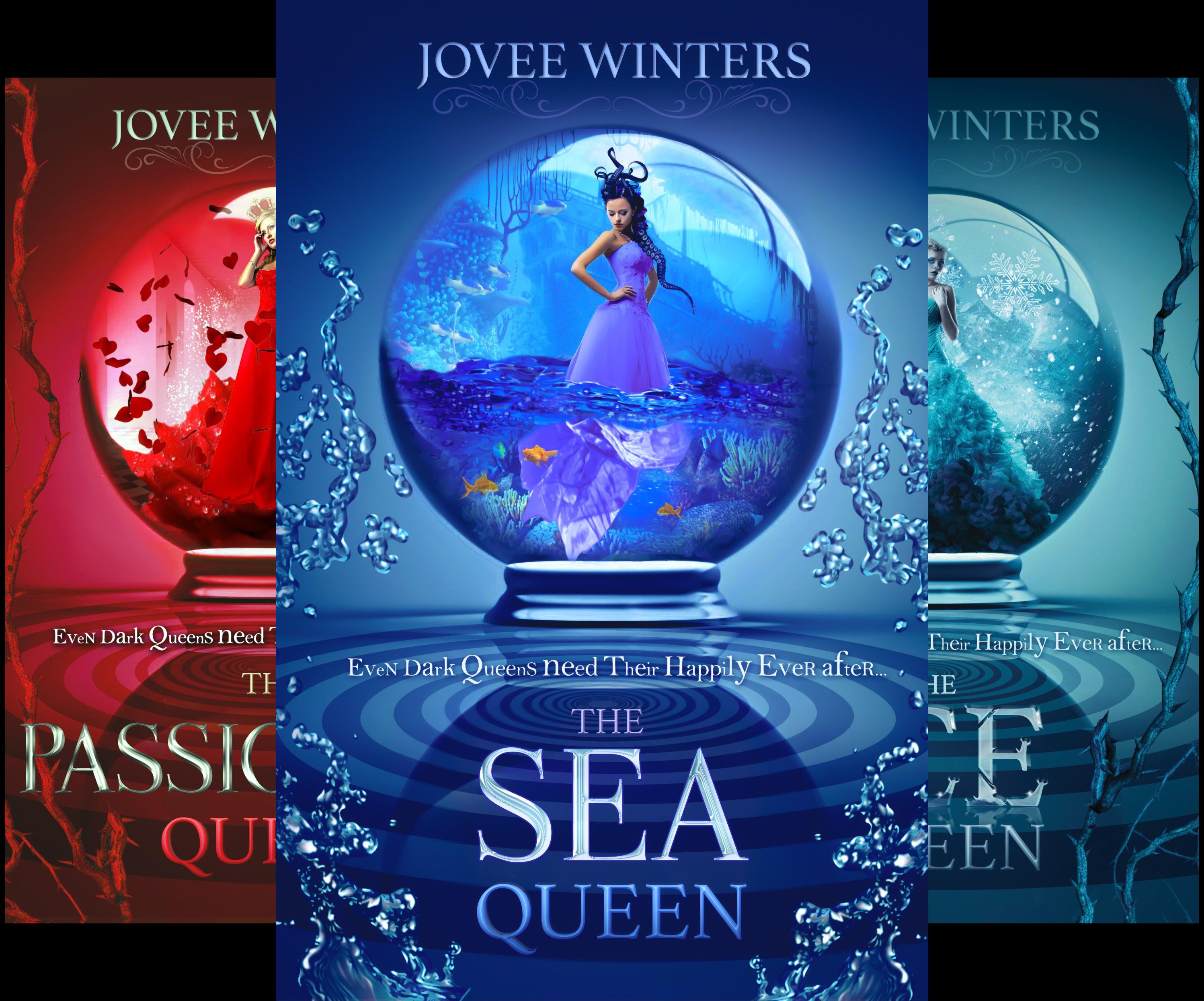 The Dark Queens (7 Book Series)
