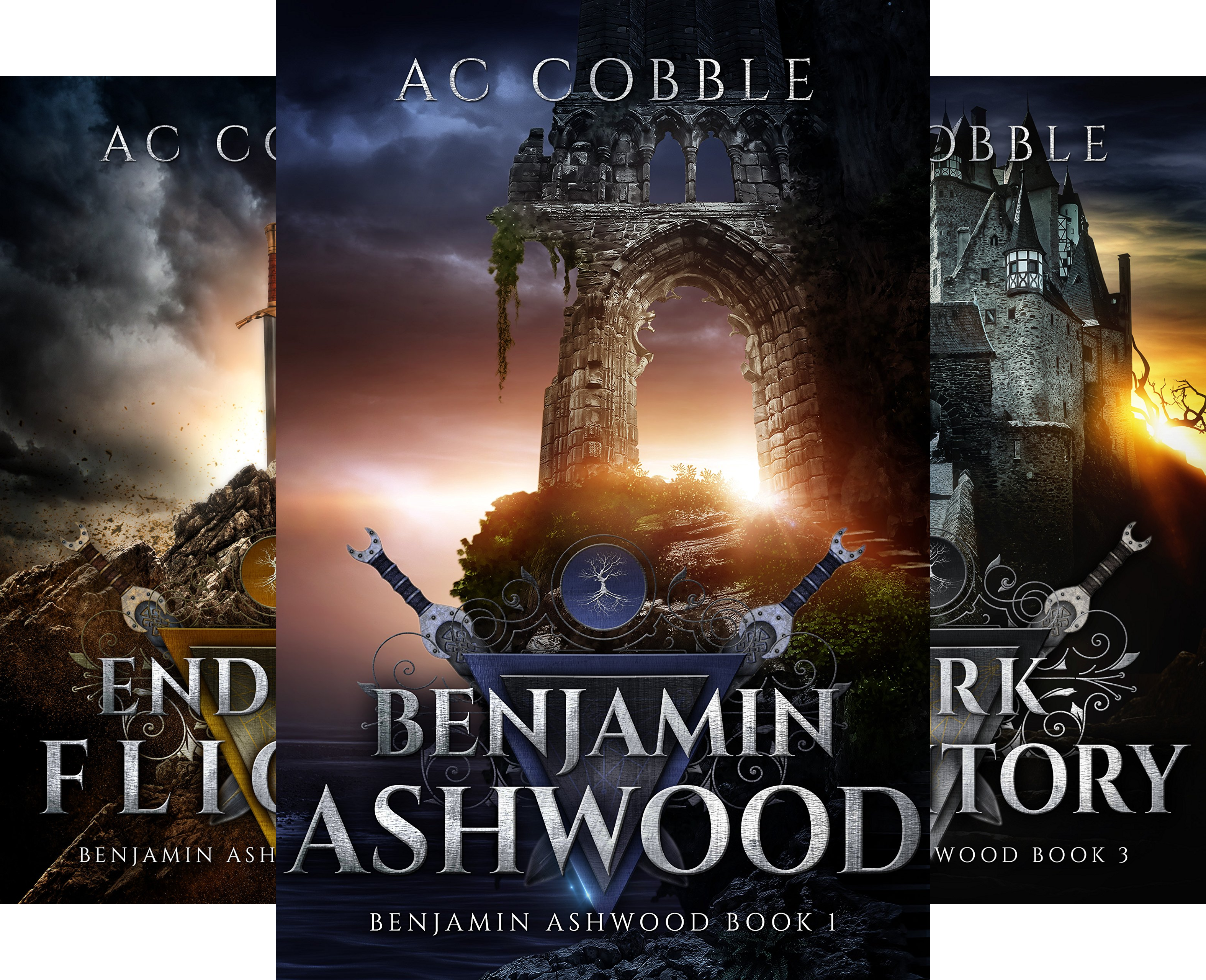 Benjamin Ashwood (6 Book Series)