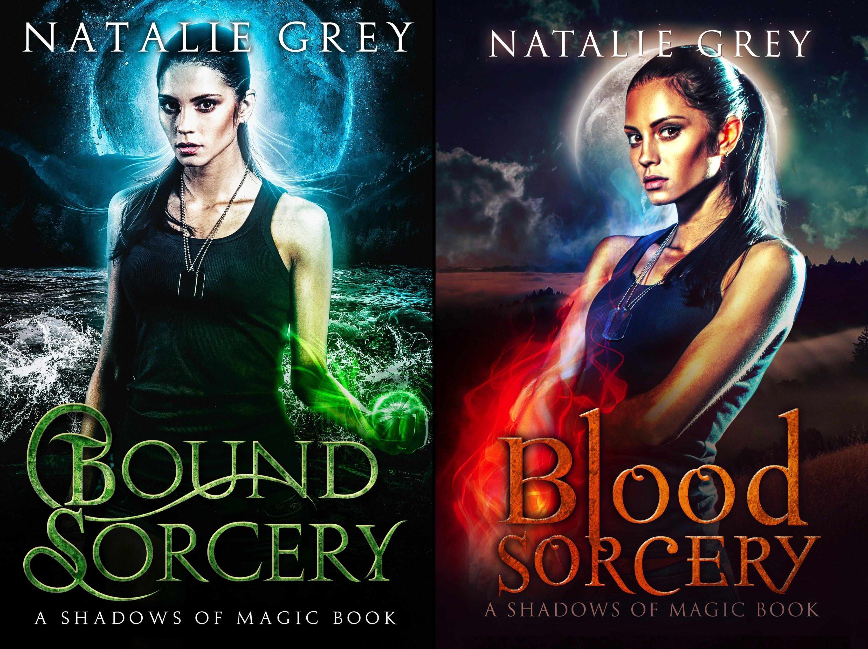 Shadows of Magic (2 Book Series)