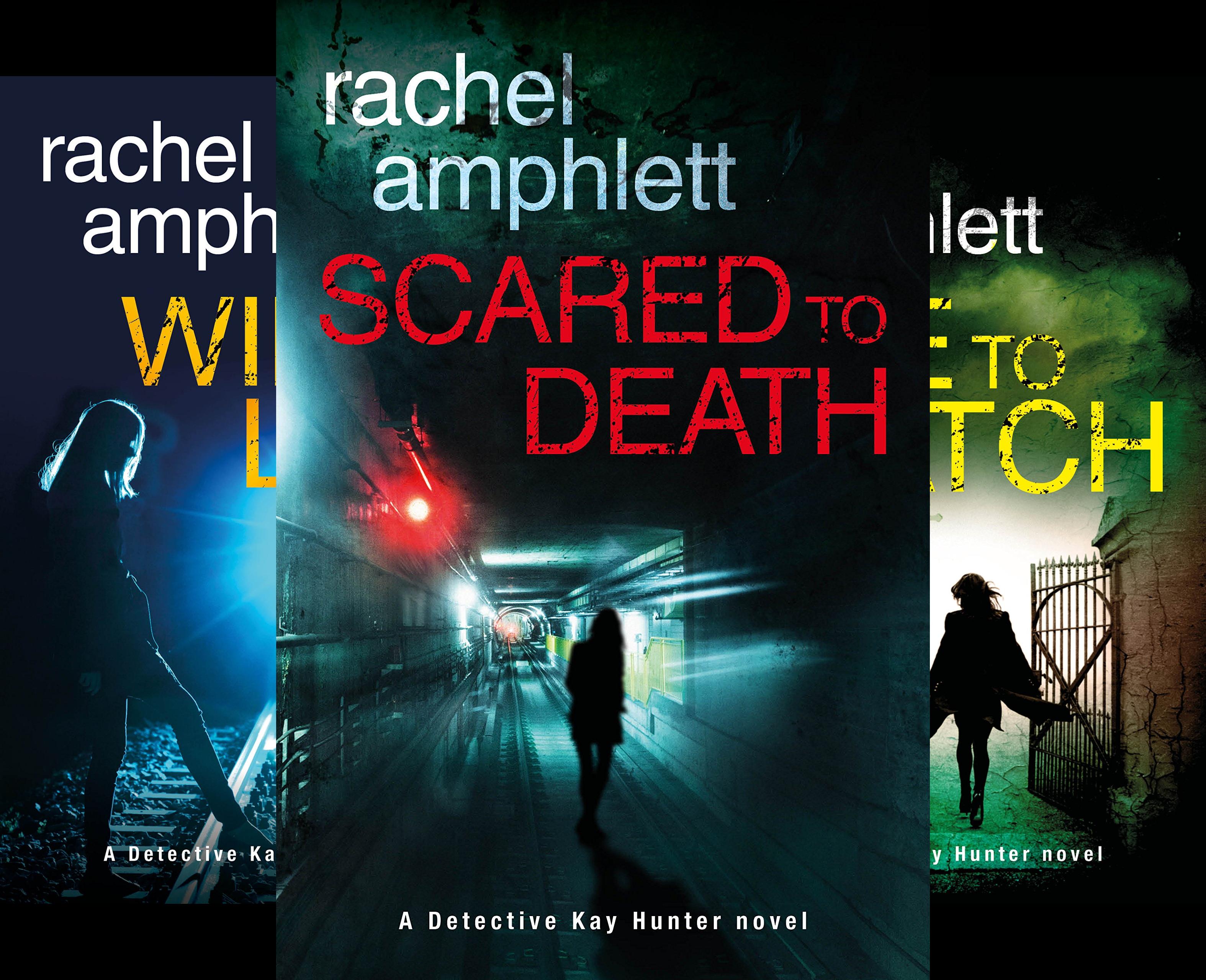 Kay Hunter (4 Book Series)
