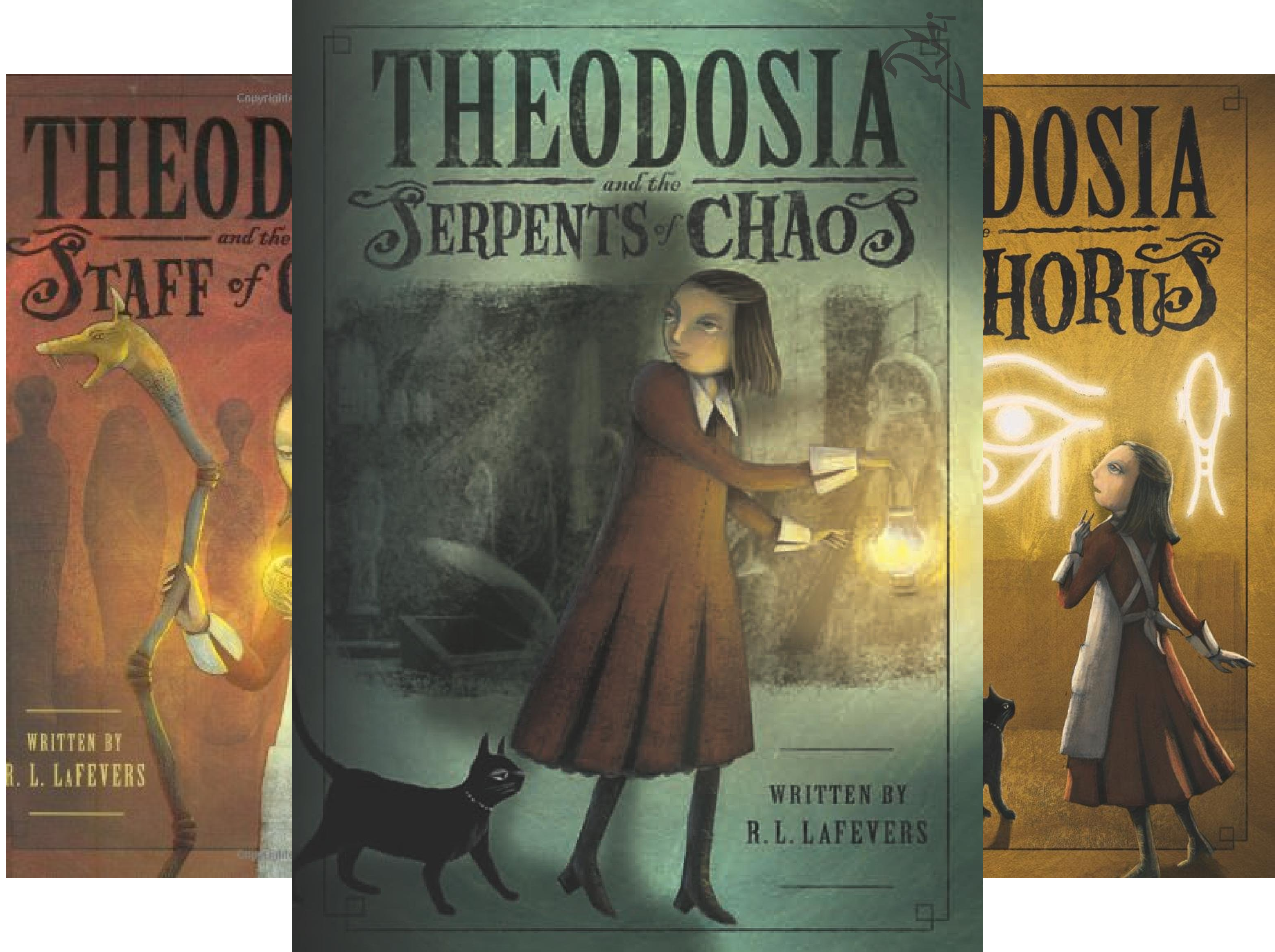 The Theodosia Series (4 Book Series)